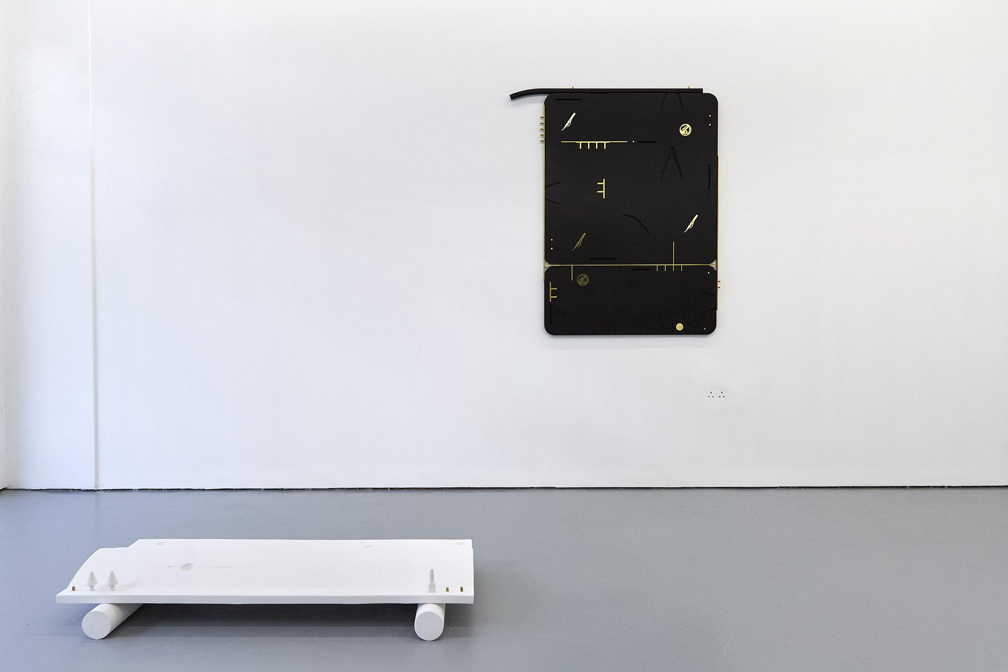 Skeleton Key , 2018 Installation Views  Castor Projects , London Photography by Corey Bartle Sanderson