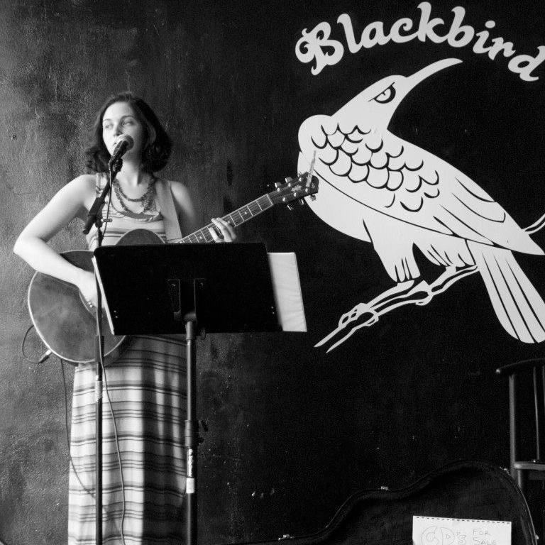 Molly Garrett - Voice, Guitar, Piano