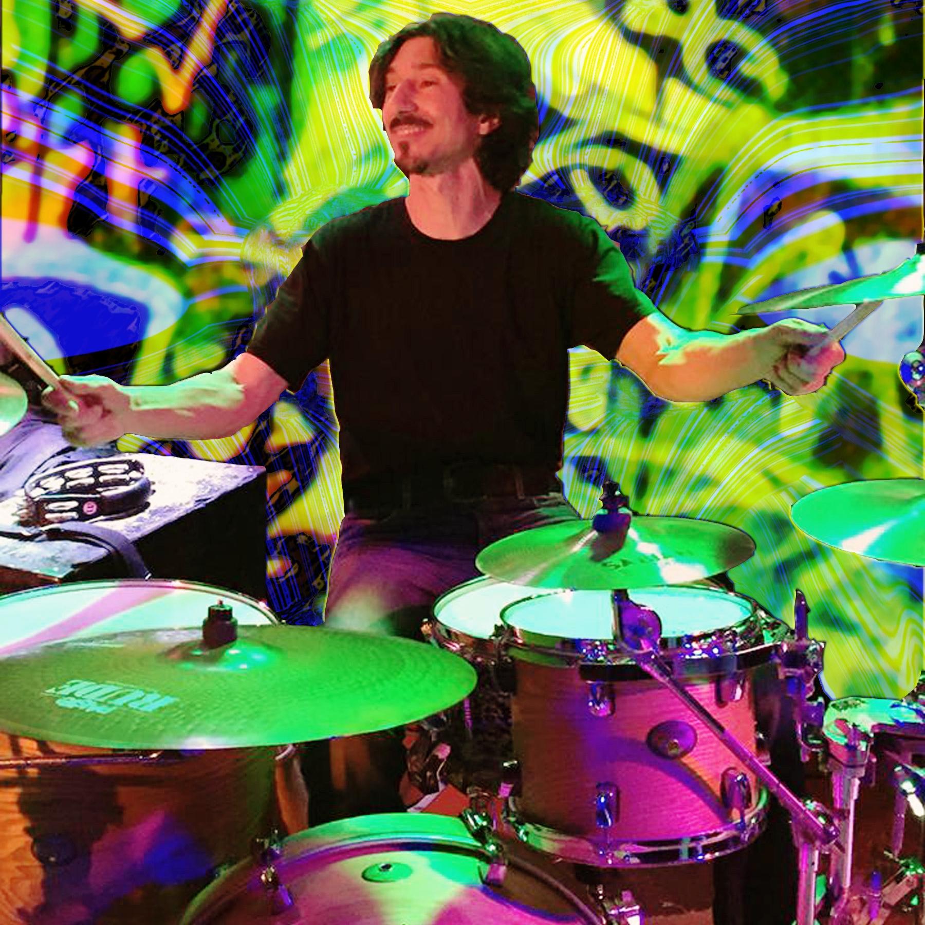 Taso Kostos - Drums