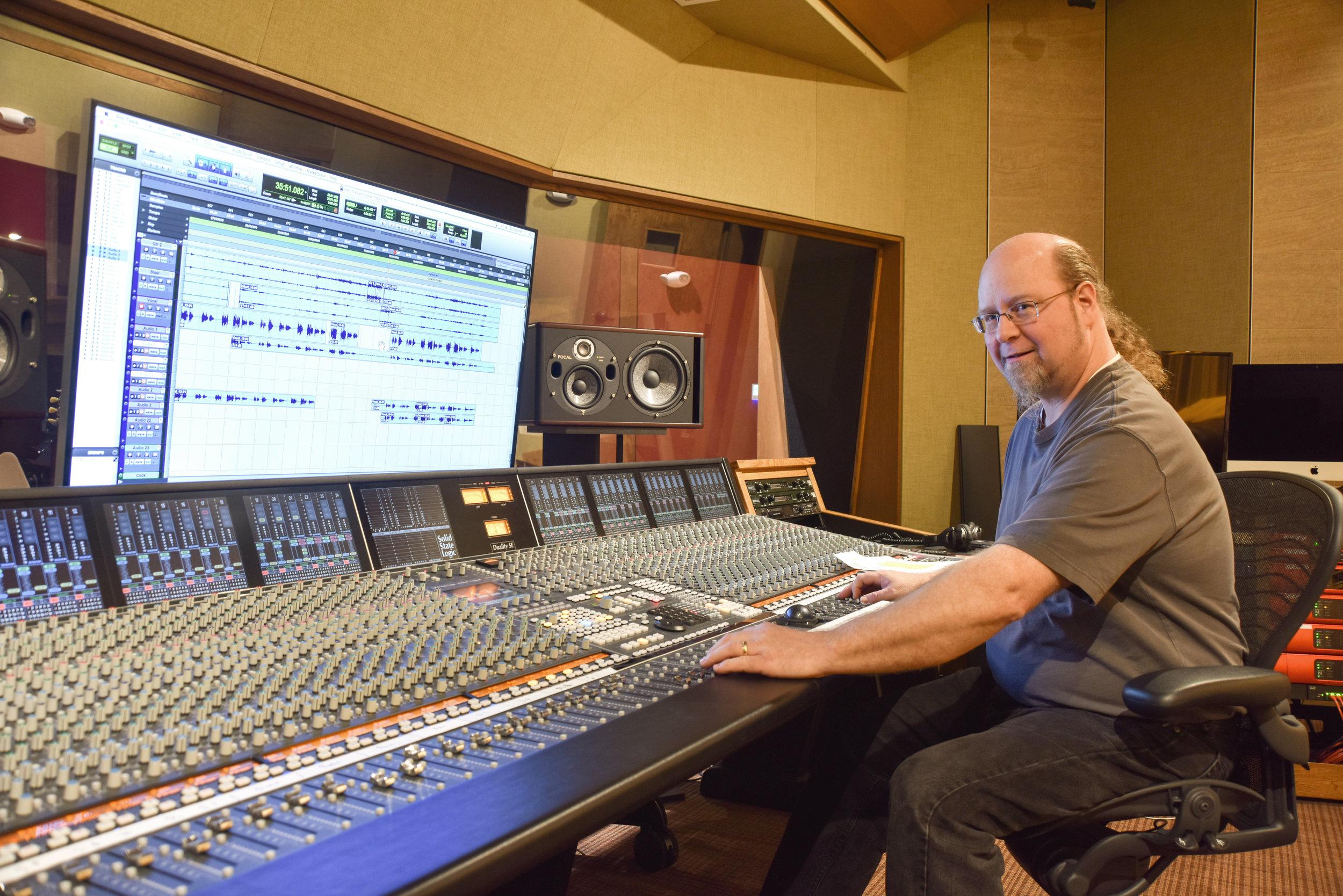 Dave Nachodsky - Production Manager