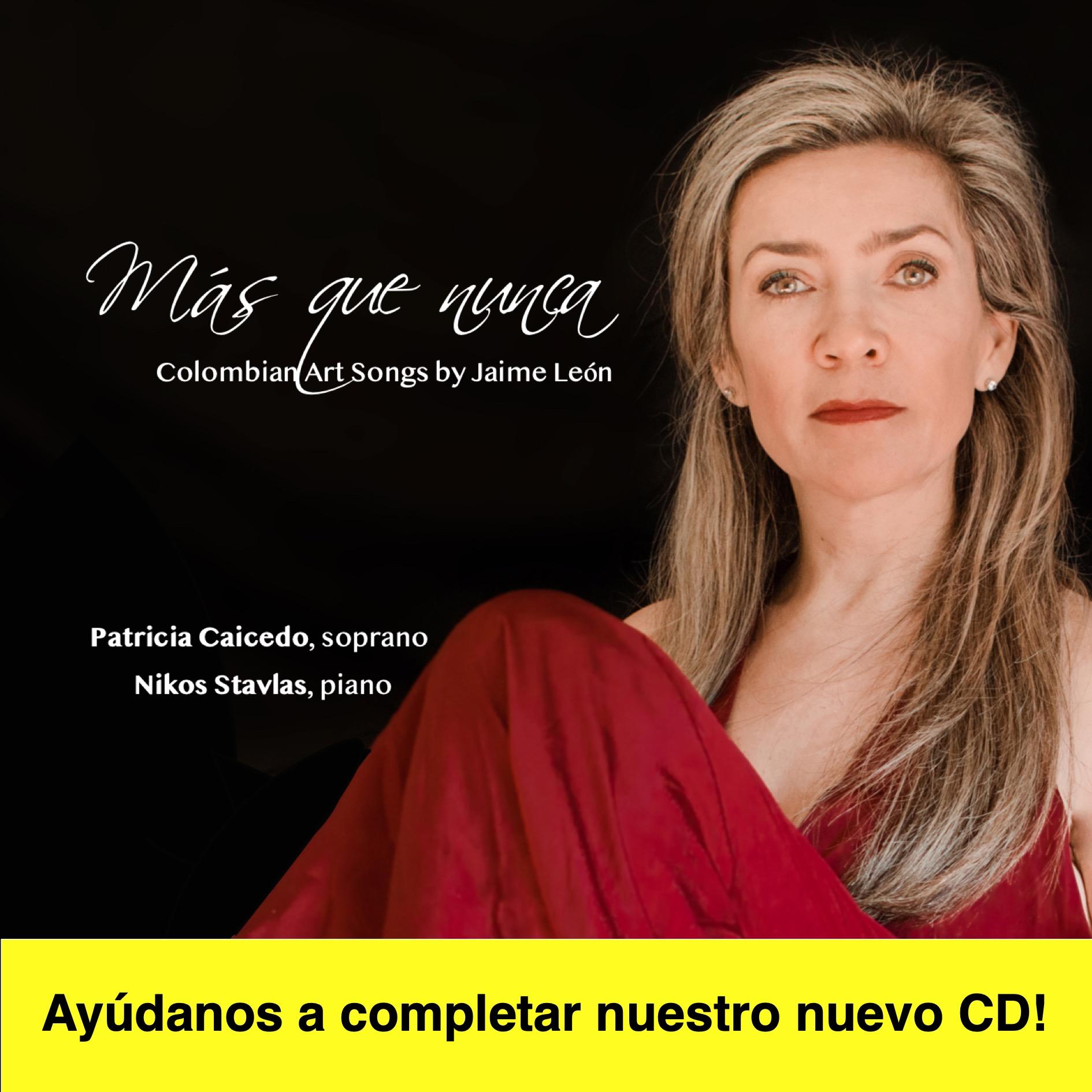 Ayúdanos a producir el CD de Jaime León - Y contribuye a la preservación del patrimonio musical y poético colombiano y latinoamericano