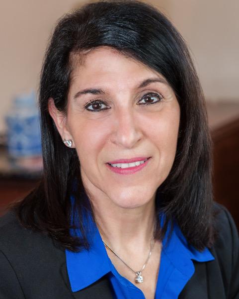 Lucille Plantemoli - VP of Wellness