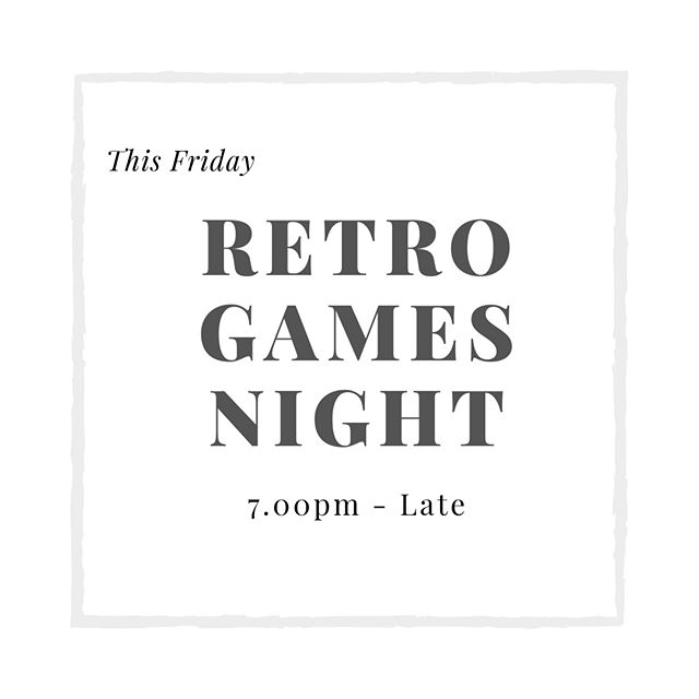 Only a few tables left for our Retro Games Night this Friday. Board Games, Booze and Snacks! What more could you want? Book using the Reserve button on our profile⠀⠀⠀⠀⠀⠀⠀⠀⠀ .⠀⠀⠀⠀⠀⠀⠀⠀⠀ .⠀⠀⠀⠀⠀⠀⠀⠀⠀ .⠀⠀⠀⠀⠀⠀⠀⠀⠀ .⠀⠀⠀⠀⠀⠀⠀⠀⠀ #retroboardgames #scrabble #monopoly #jenga #guesswho #uno #gameoflife #frustration #connect4 #taboo #kerplunk #cocktails #gin #craftbeer #leighonsea #leighbroadway #thesqueezecafe