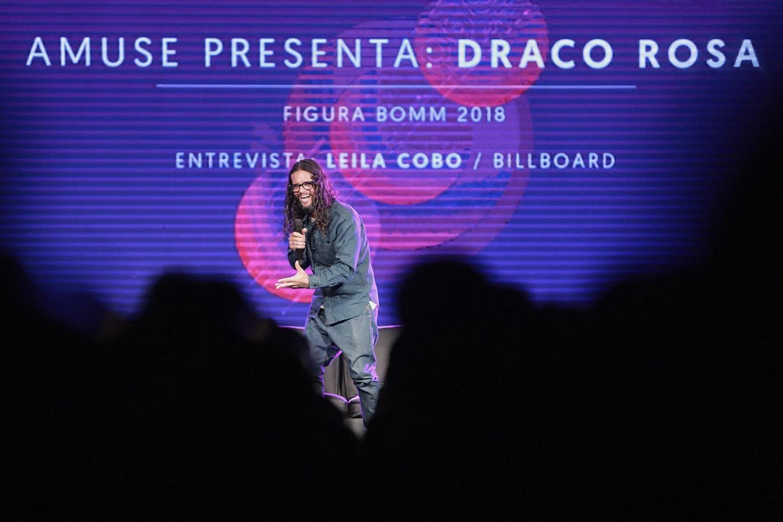 Draco Rosa, 2018