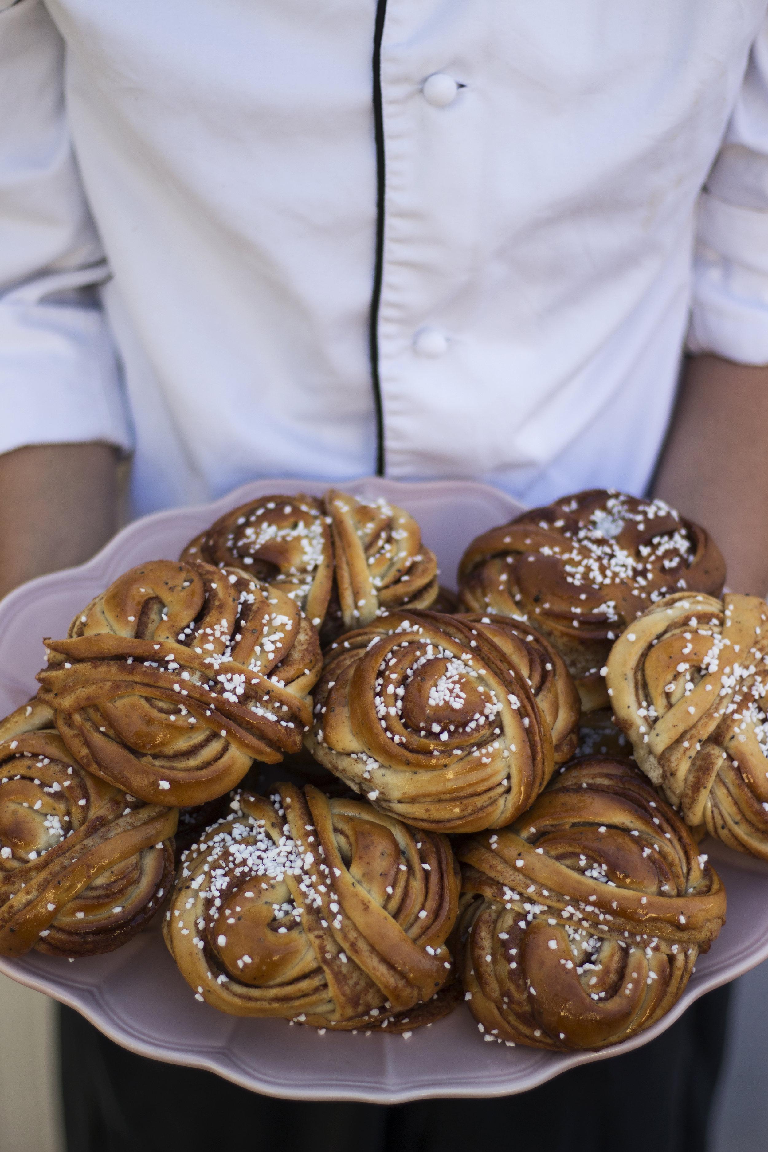 Hotel & Resturang-Vi erbjuder ett stort sortiment av matbröd, och fikabröd -