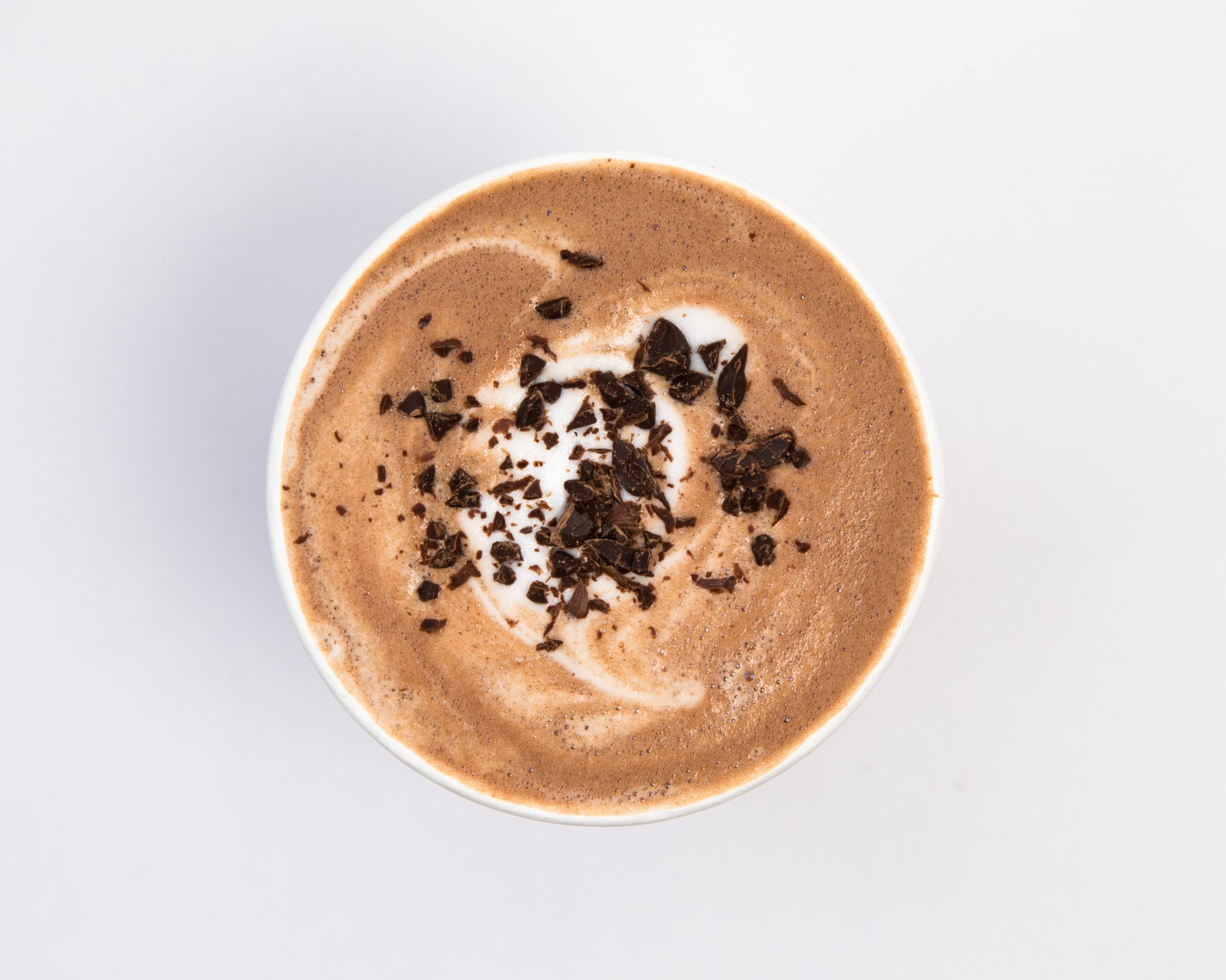 Varm Choklad 35:- -