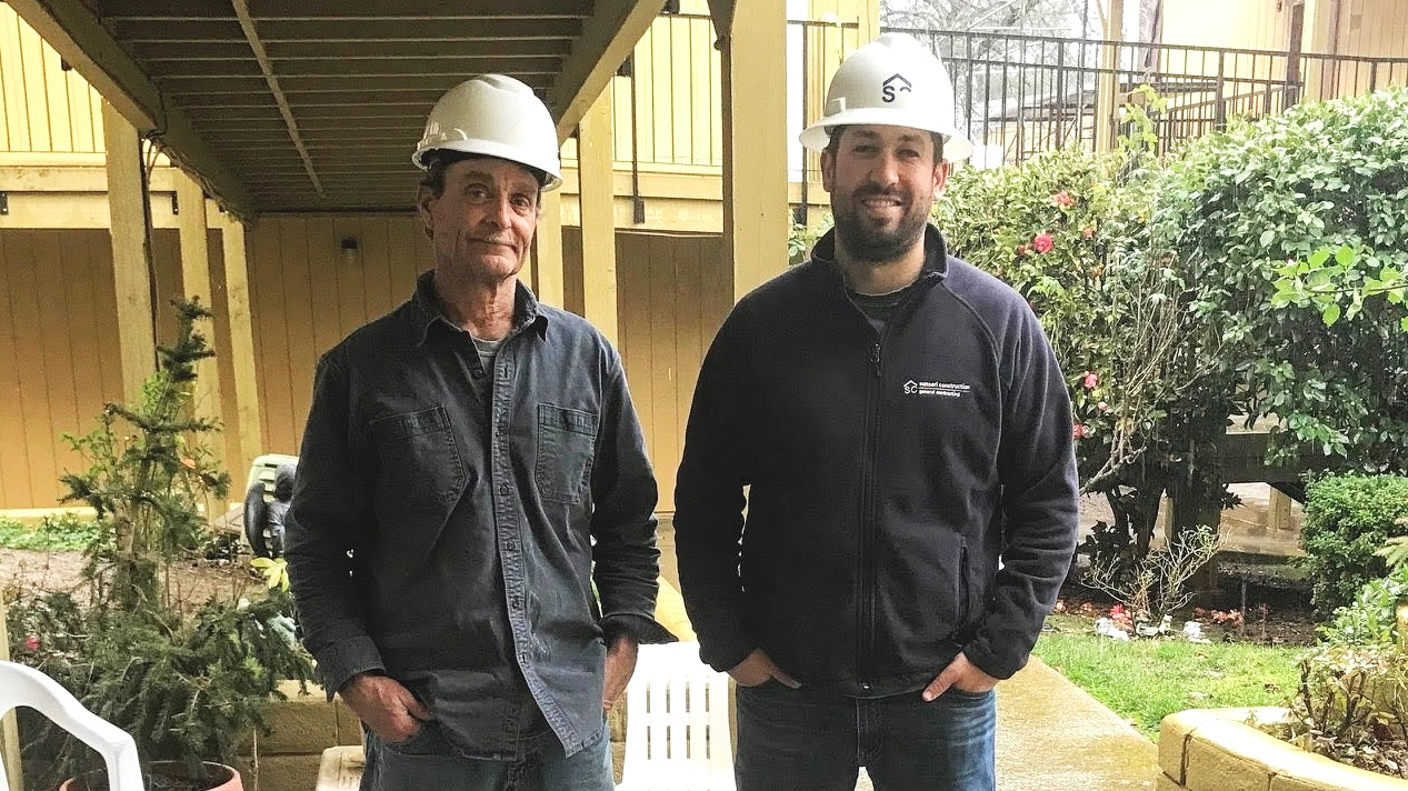 Tom Coffin & Brody Van Koten  Rehabilitation Specialists - Brookside Apts, Auburn,  CA