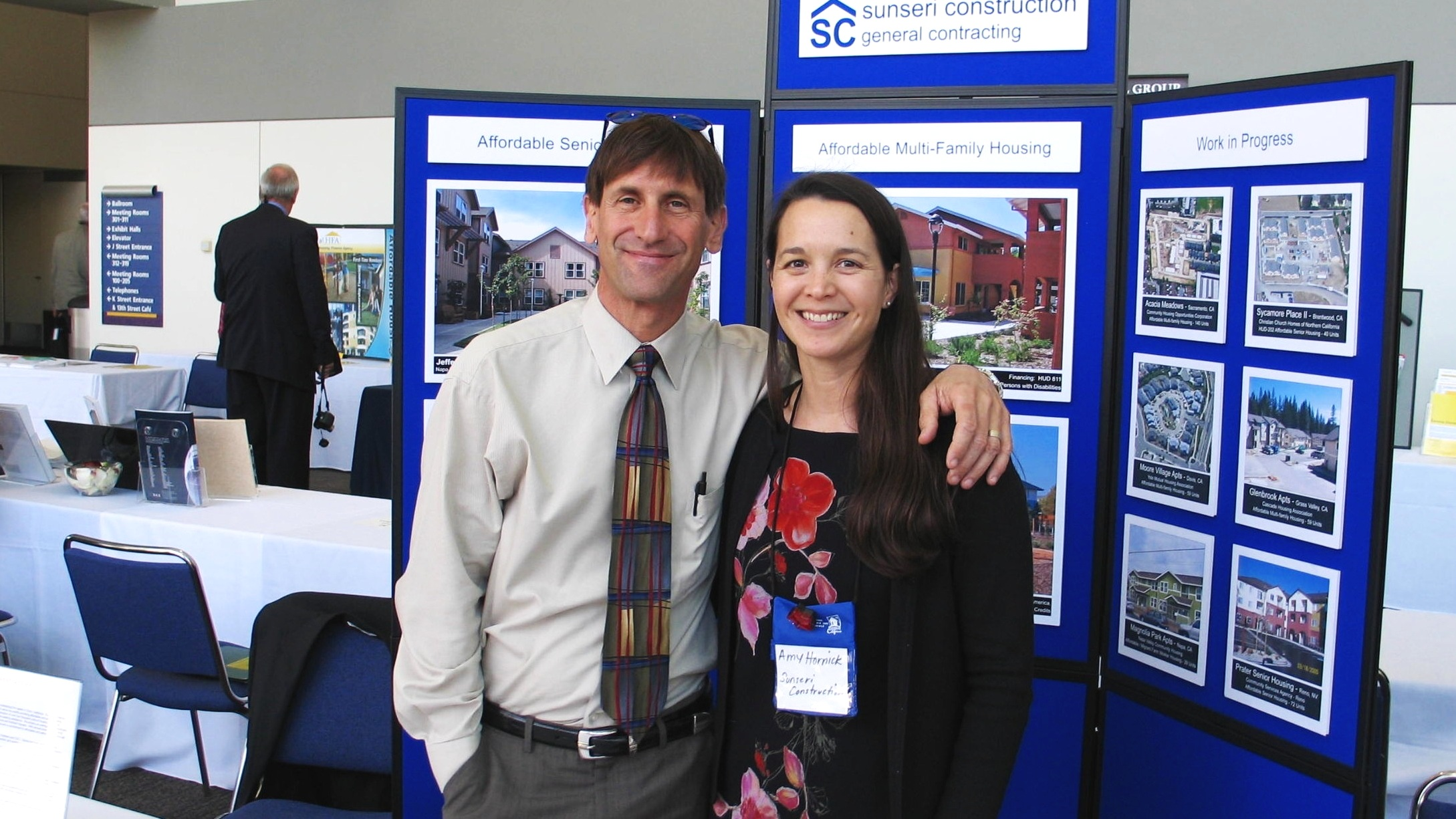 Donny Lieberman and Amy Hornick,  Housing California