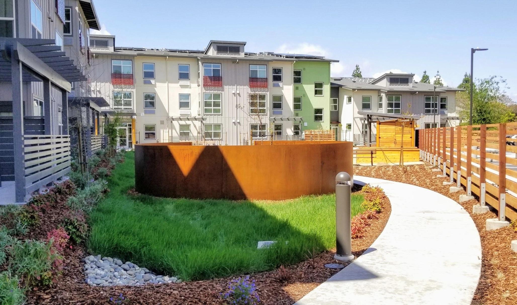 Tabora Gardens Senior Apartments  Antioch, CA