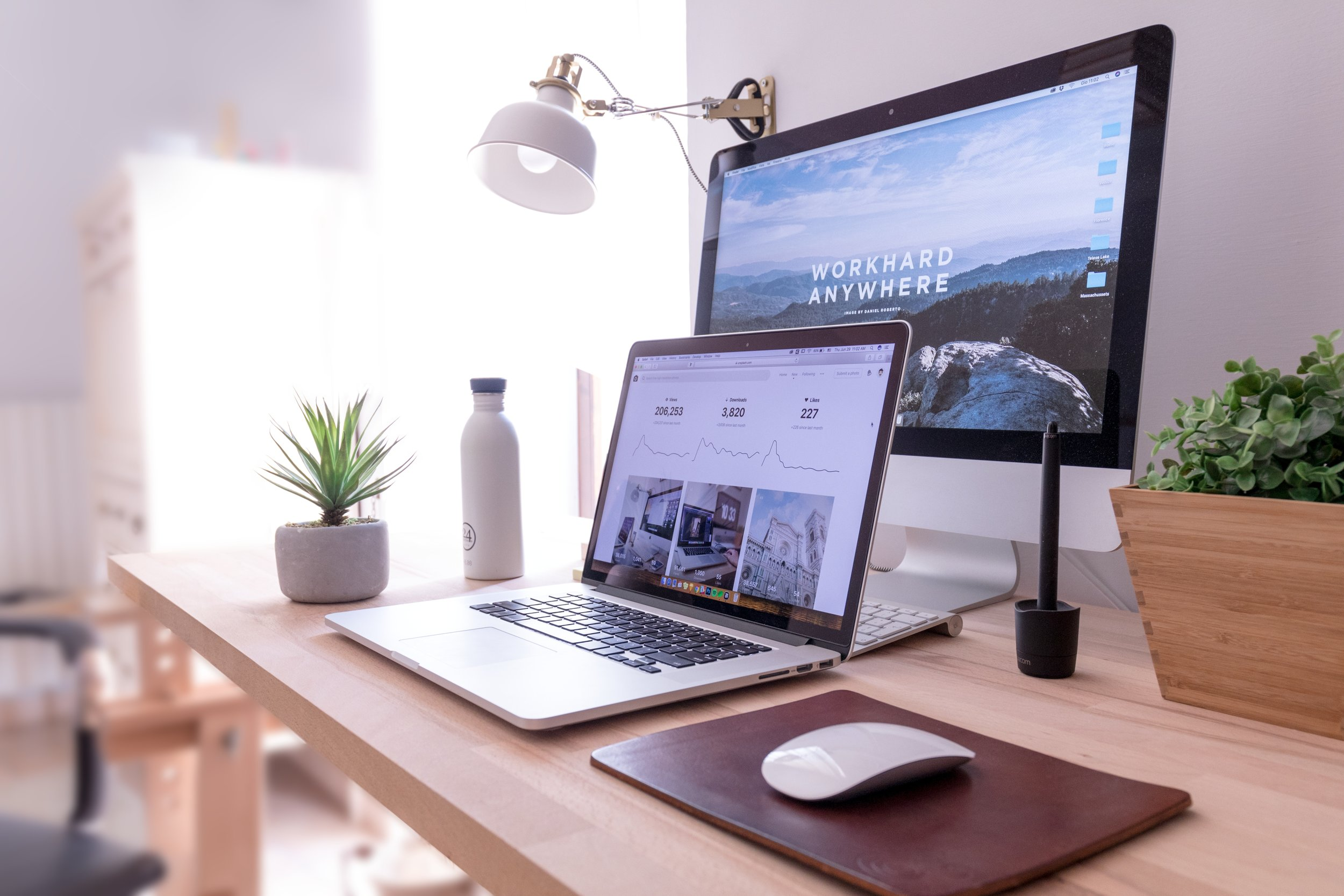 WEB & SHOP DESIGN
