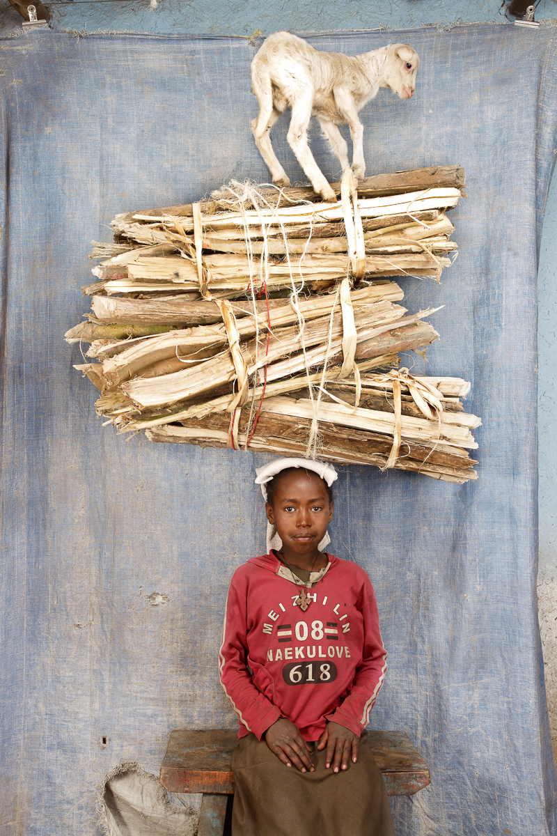 ARU, ETHIOPIA, 2012