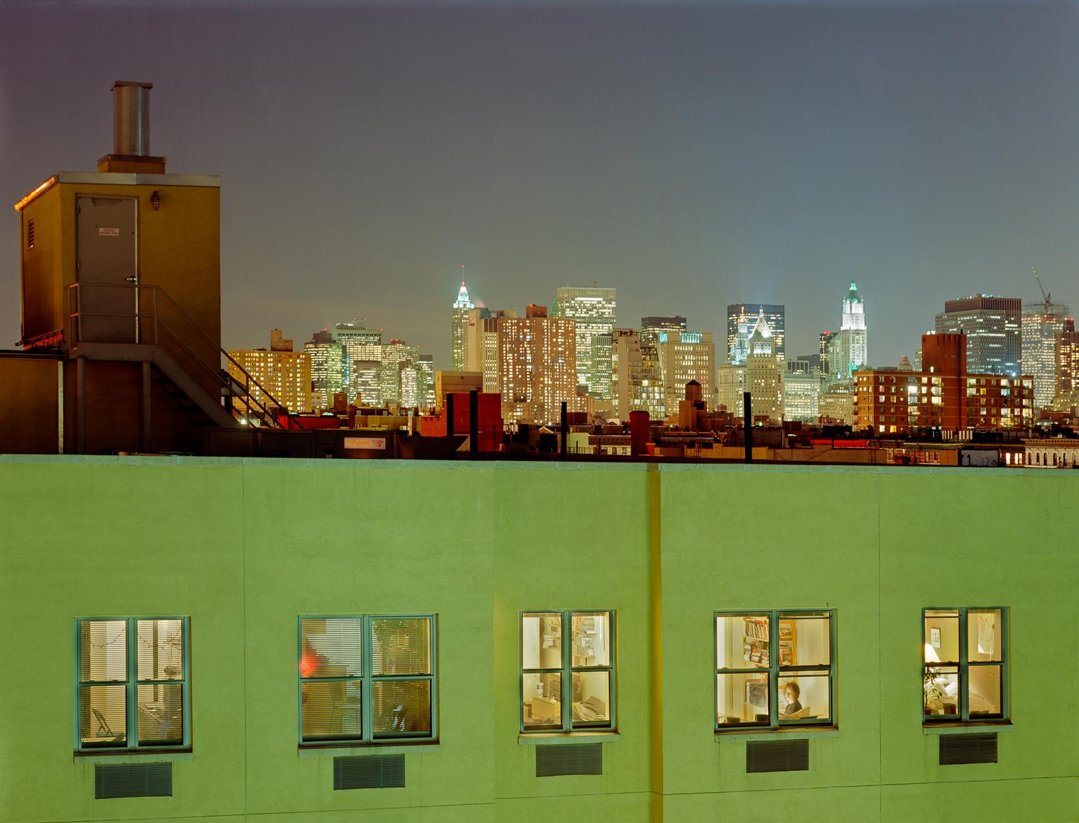 21, NEW YORK