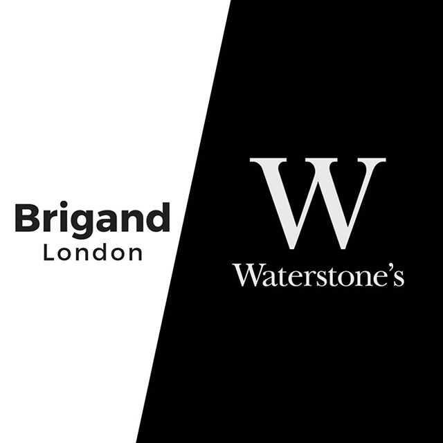 All Brigand books are now available order throughout Waterstones, if you are looking to publish your book we will be open for submissions soon 📖 www.brigand.london #books #publishing #publishinghouse #publishinghouses #printedbooks #ebooks