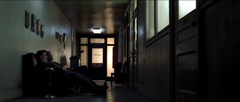 Film Still from  Seven  - New Line Cinema