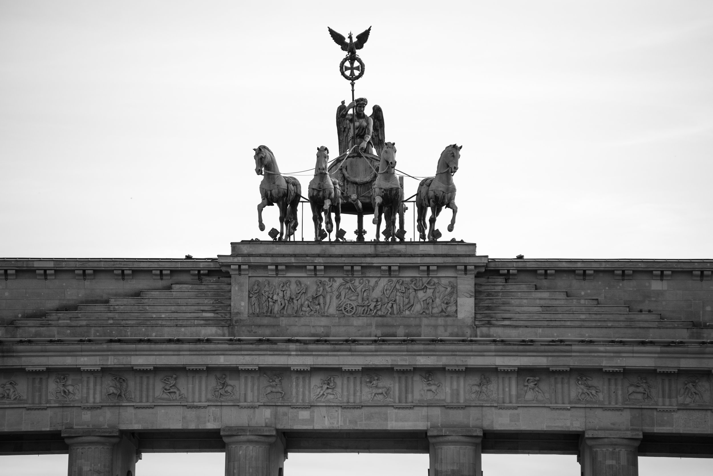 Brandenburg Gates, Berlin © Mike Best