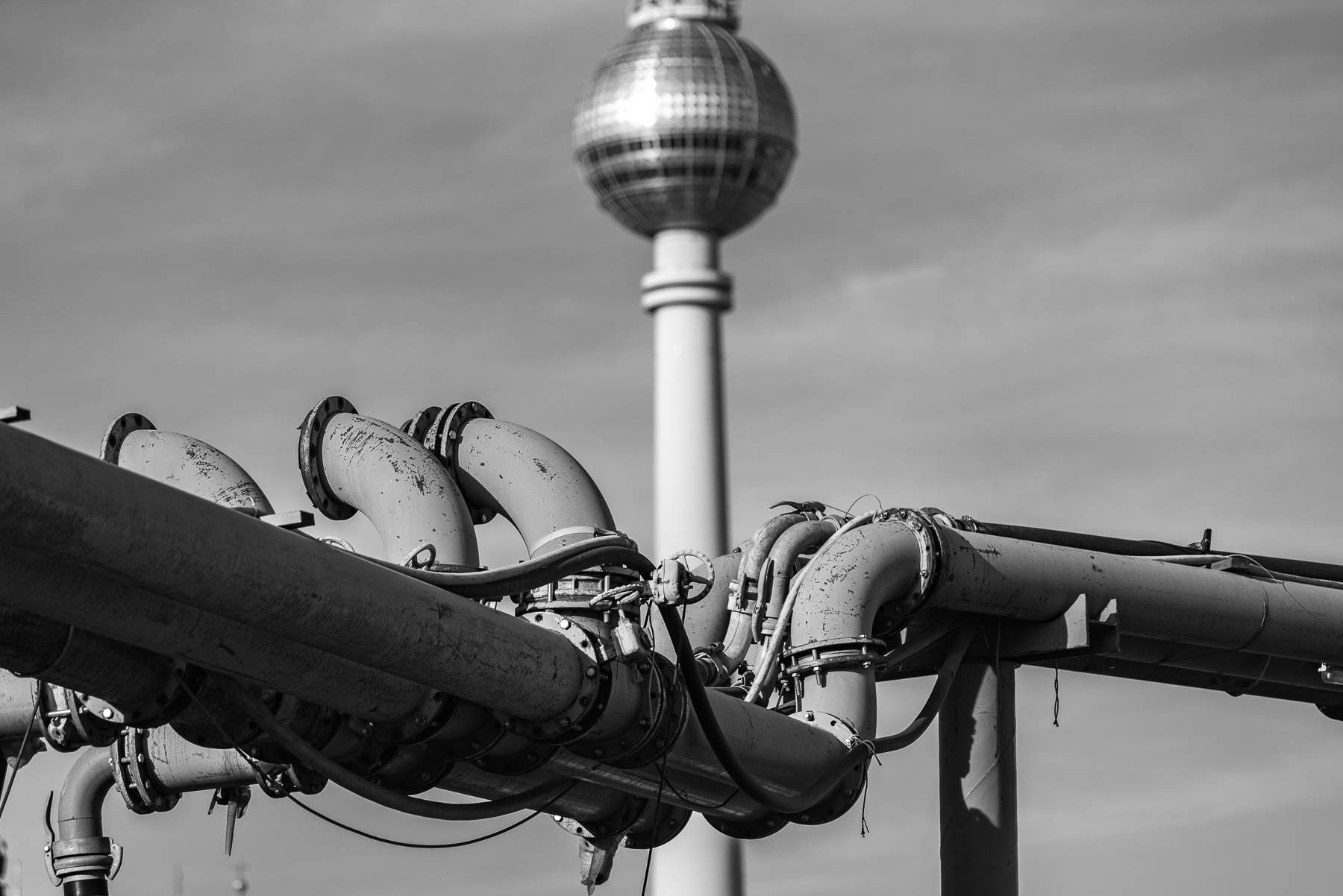 TV Tower, Berlin © Mike Best
