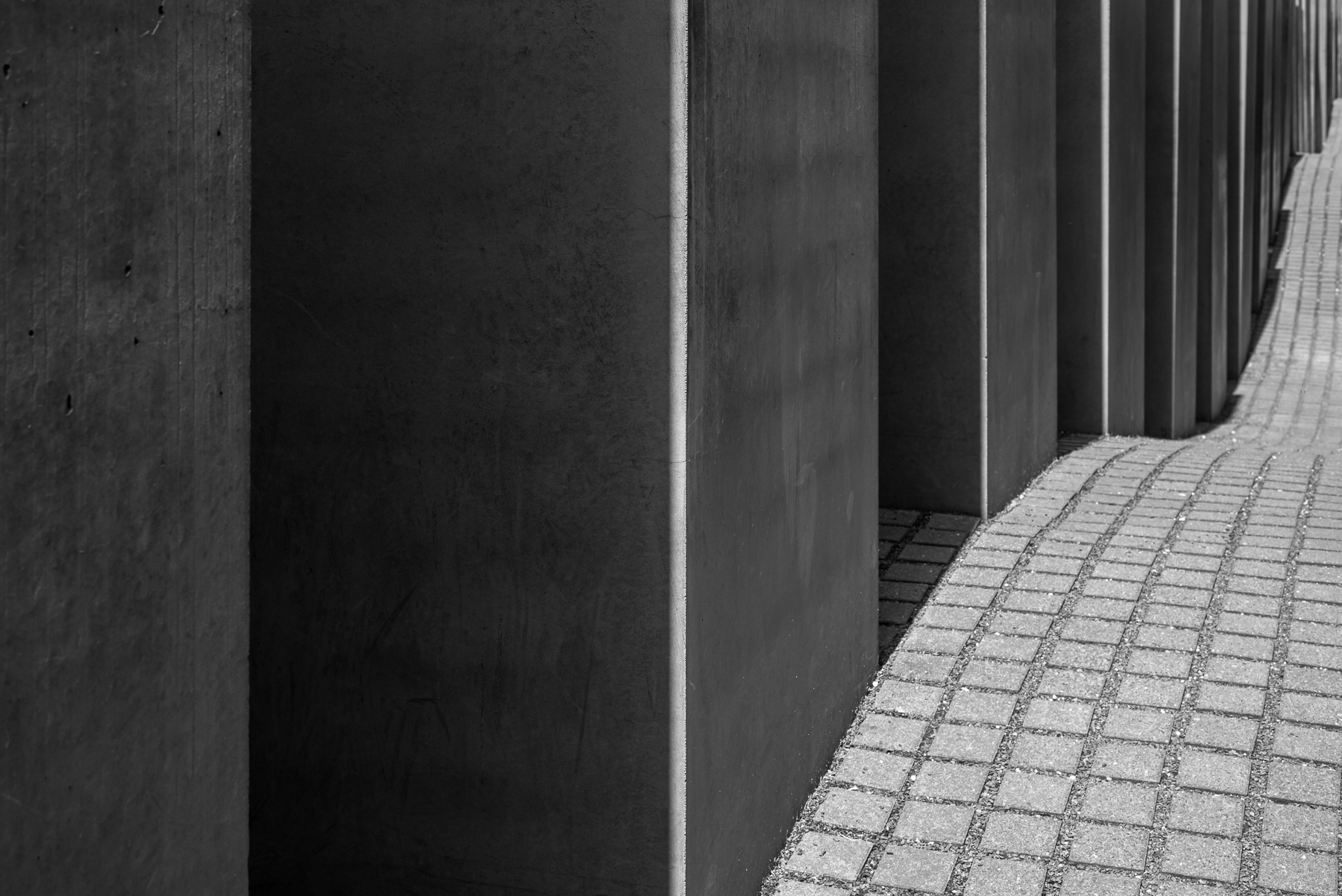 Memorial to the Murdered Jews of Europe, Berlin. © Mike Best