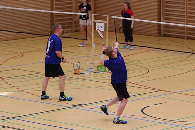 3. Gersthofer Ballon-Cup - unser Herrendoppel 💪🏻 #badminton #badminton🏸 #badmintonplayer #badmintonlover #badmintongermany #badmintontime #match #turnier #mehralsnureinhobby #fighting #menpower 🏸