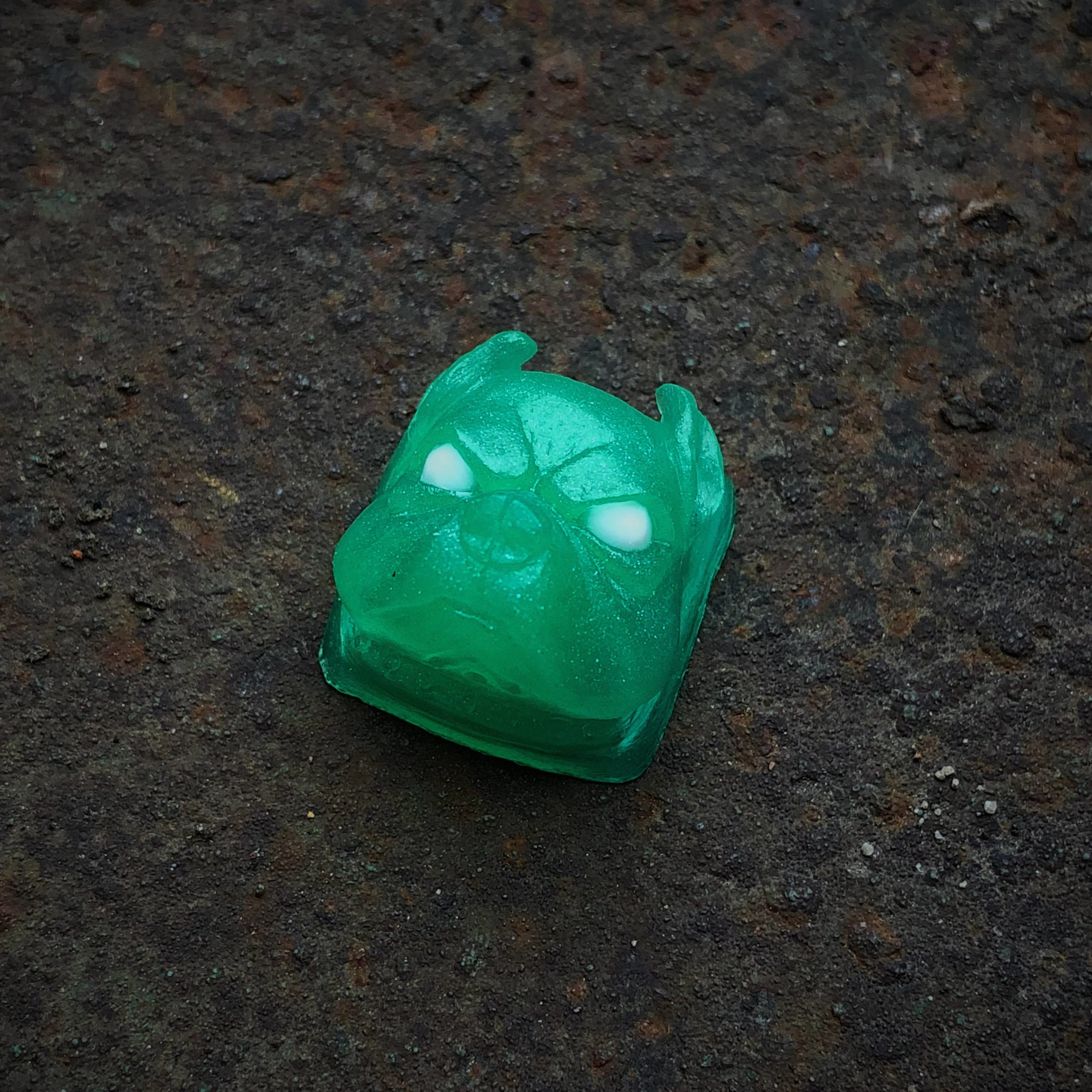 Alpha Keycaps - Jade mr worldwide