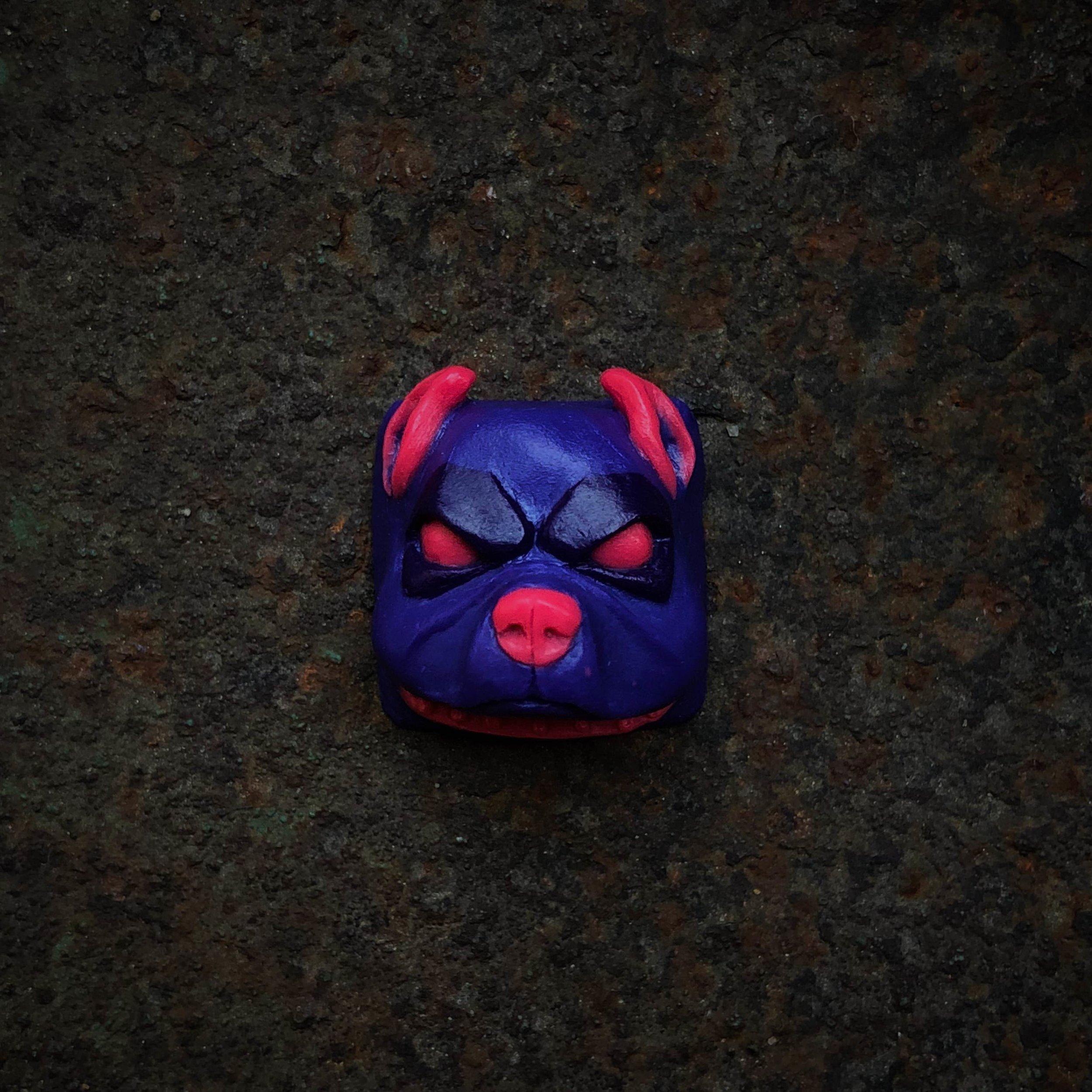 Alpha Keycaps - Major Lazer mr worldwide