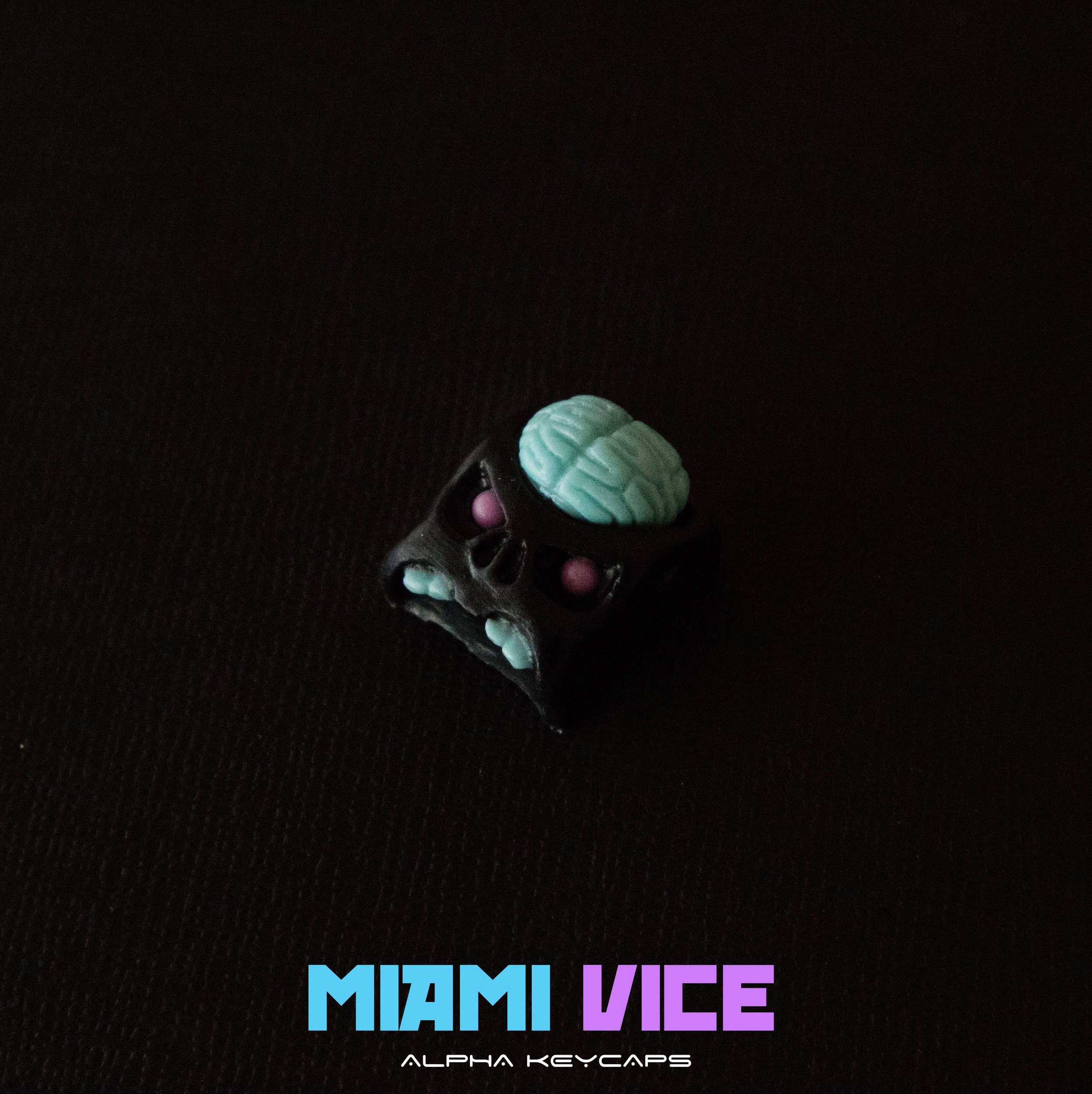 Miami Vice Cherep