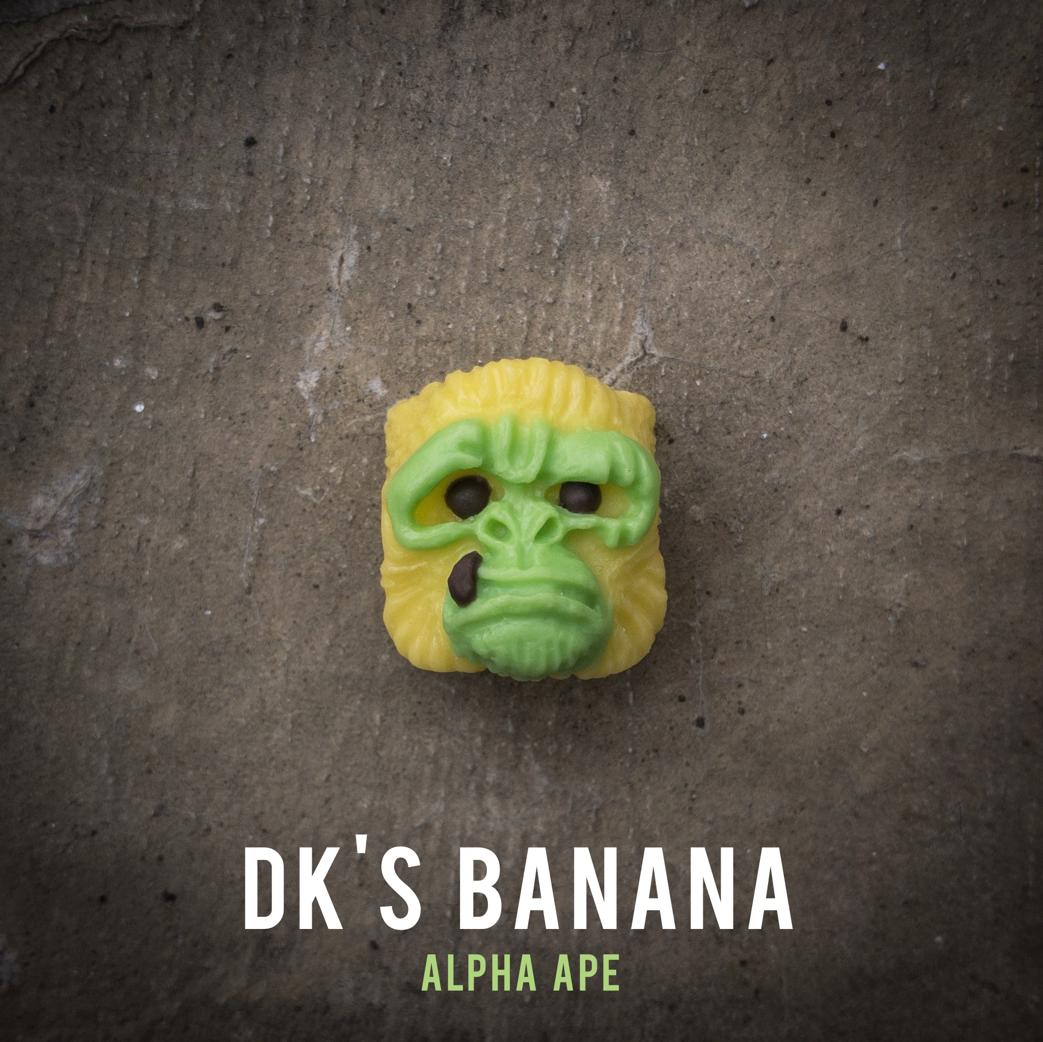 DK's Banana Alpha Ape