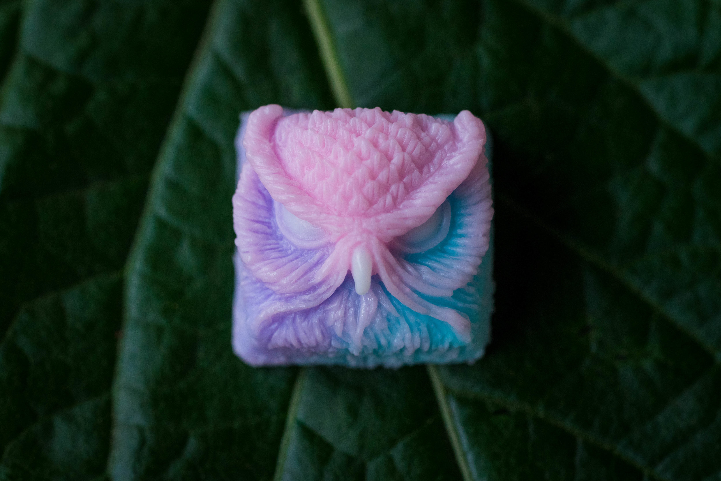 Alpha Keycaps - Cotton Candy keypora