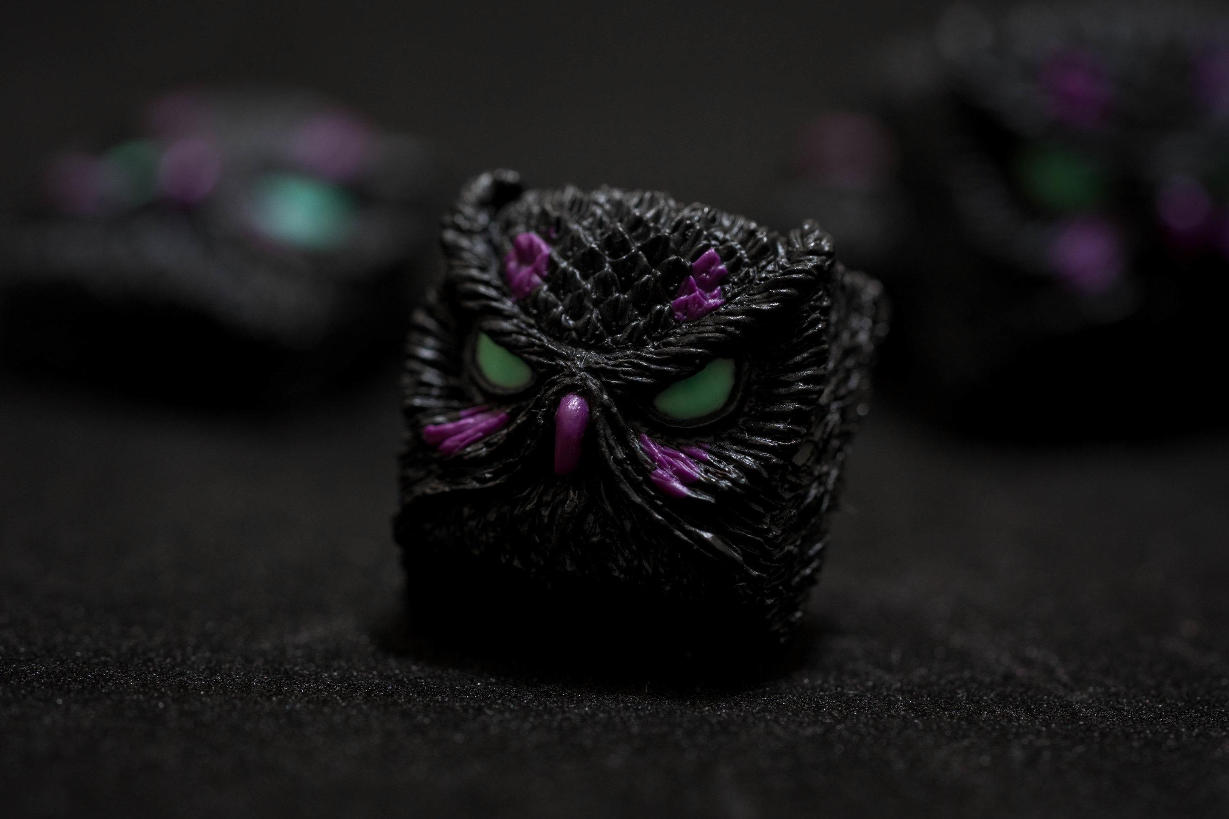 Alpha Keycaps - Shinobi keypora
