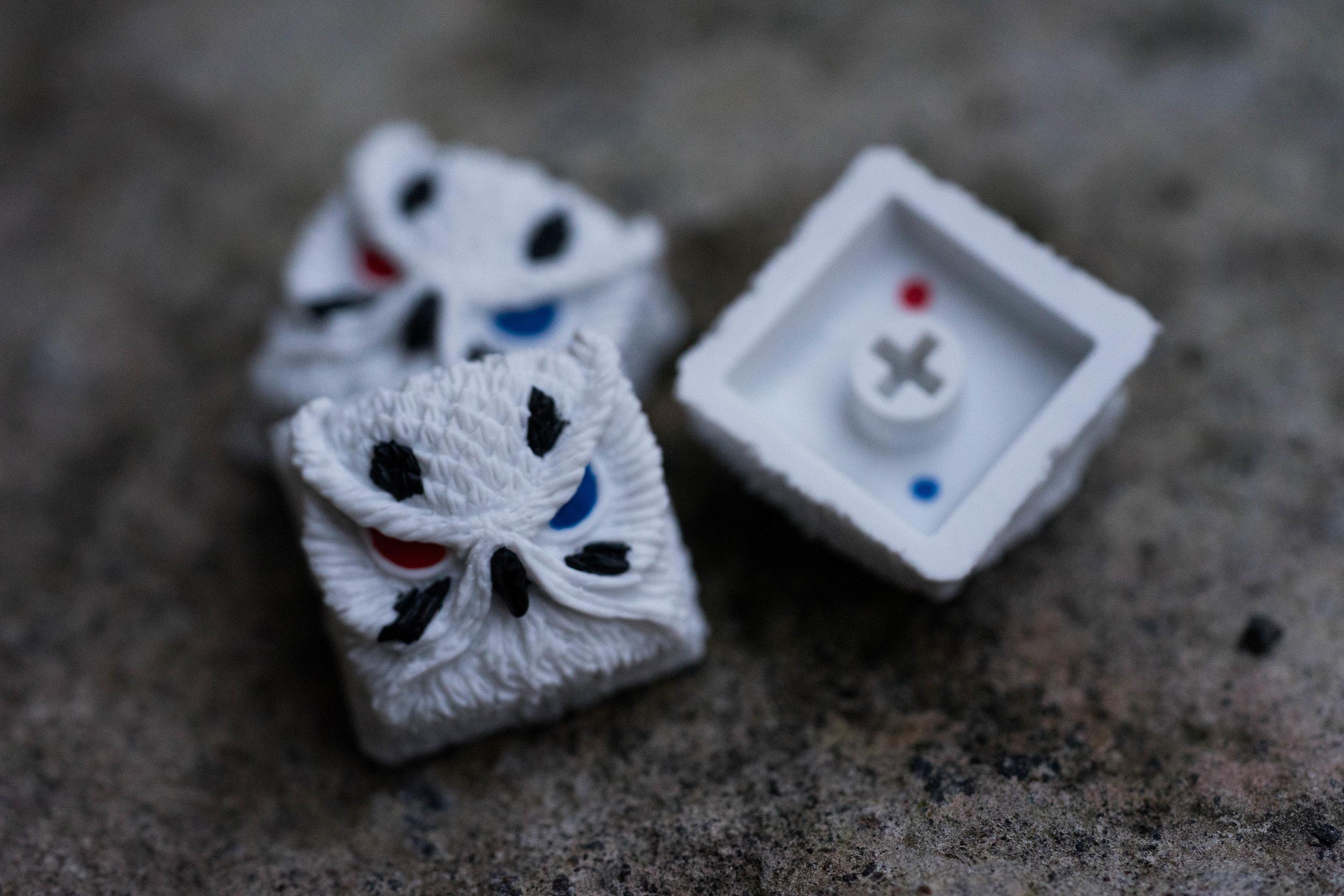 Alpha Keycaps - keypora - Taegeuk
