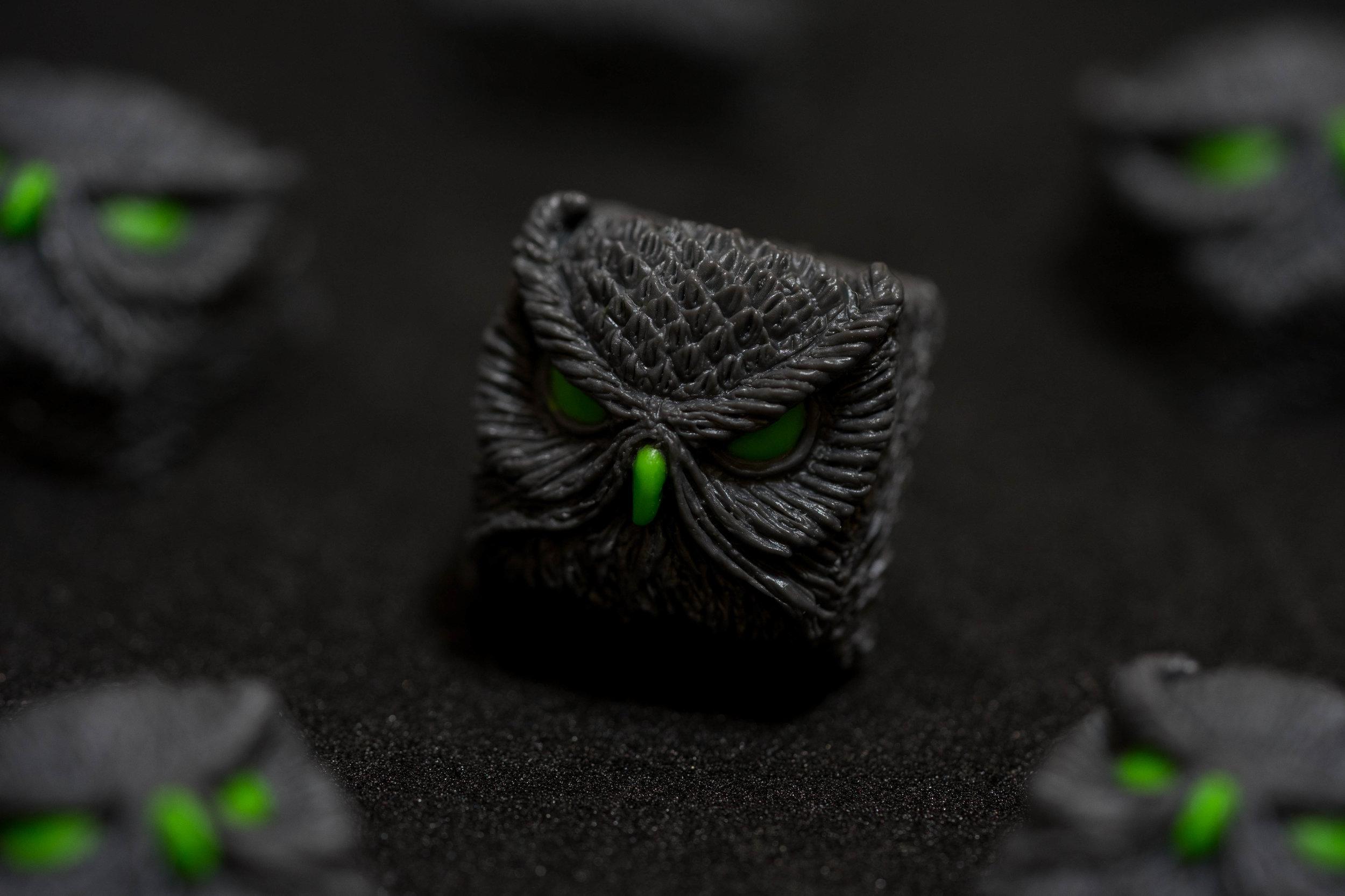 Alpha Keycaps - keypora - Hacker