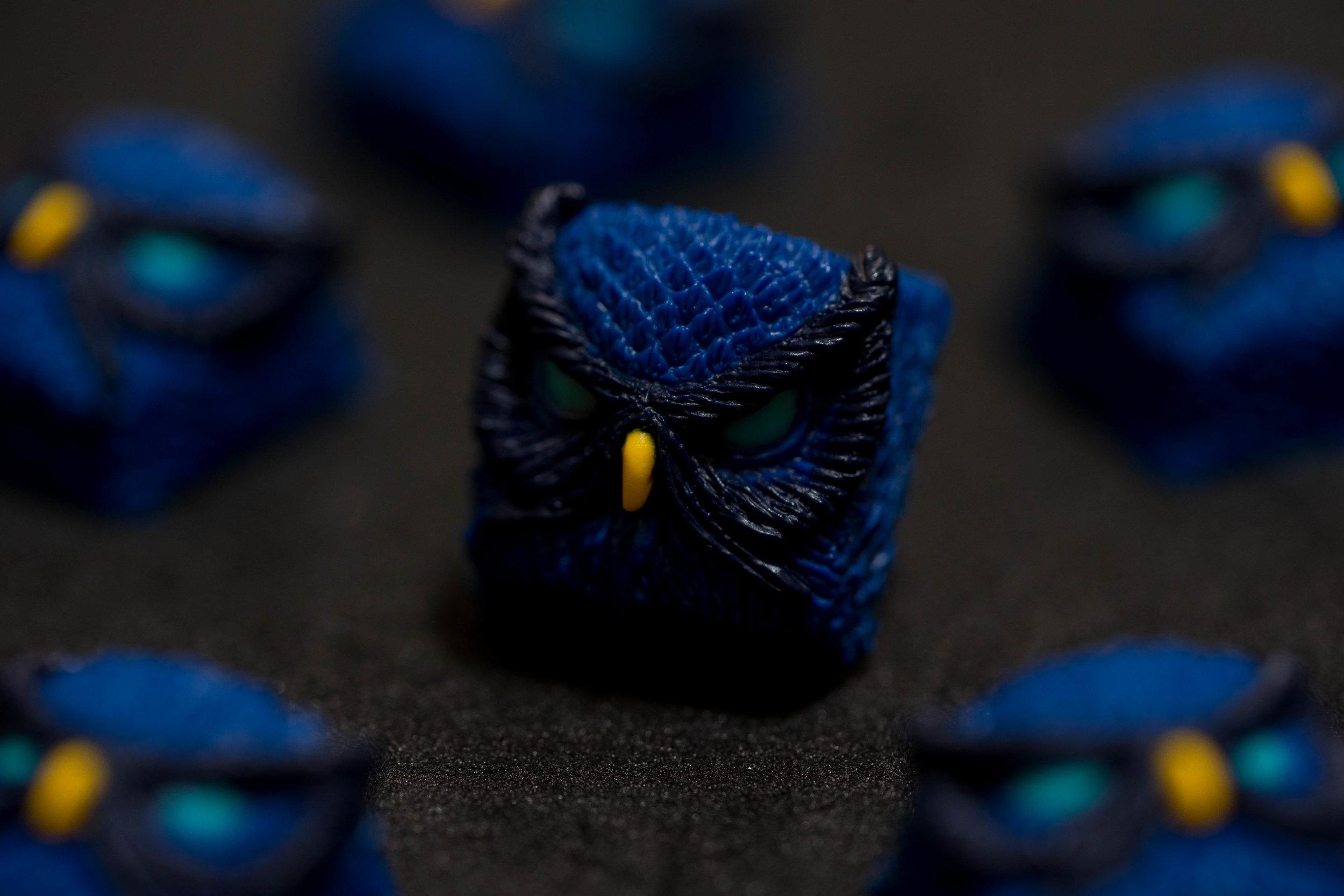 Alpha Keycaps - keypora - Aquanaut
