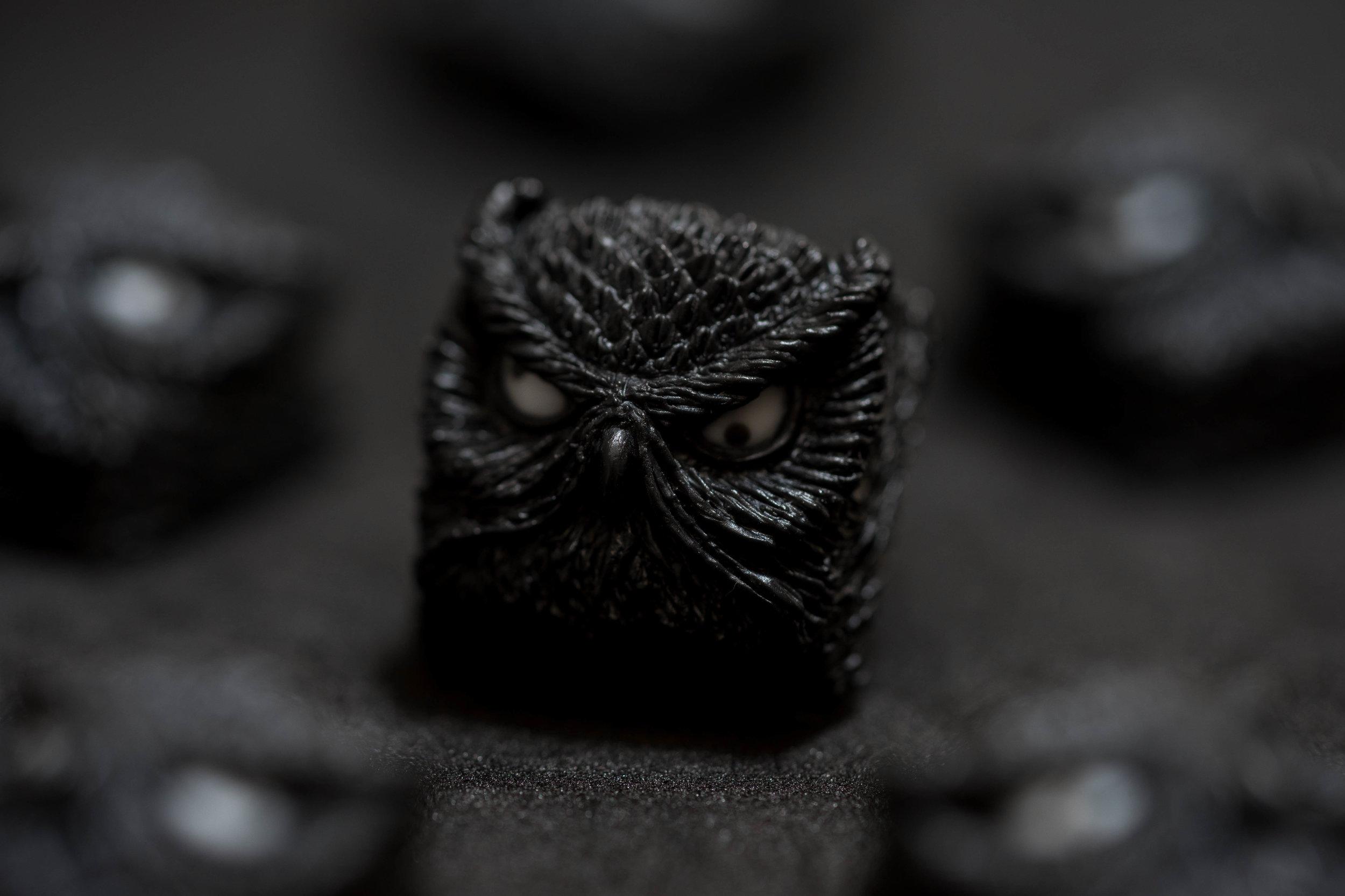 Alpha Keycaps - keypora - Coaldoll