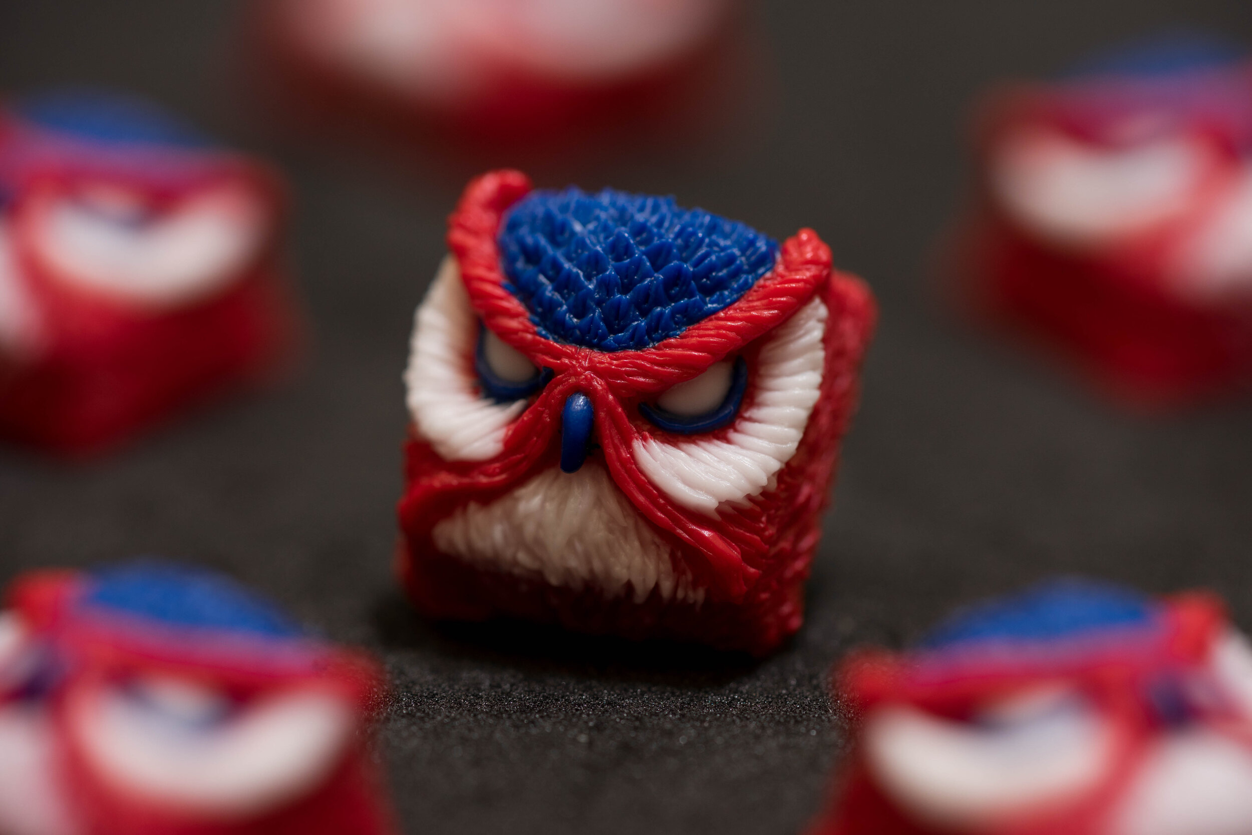 Alpha Keycaps - keypora - Uncle Sam
