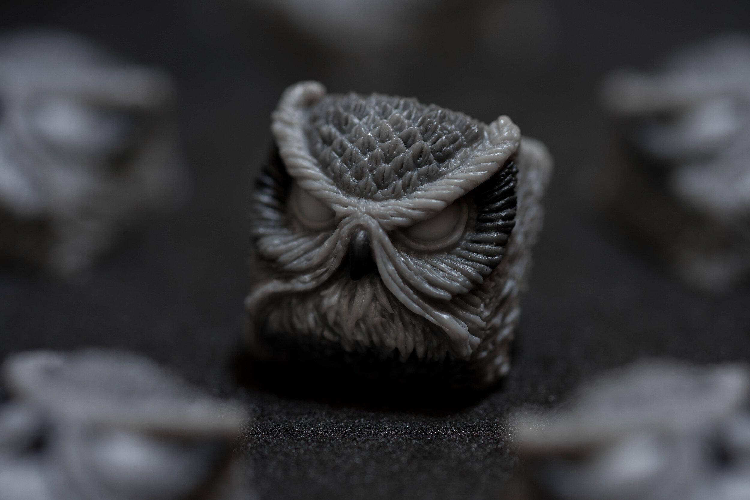 Alpha Keycaps - keypora - Six Greydient