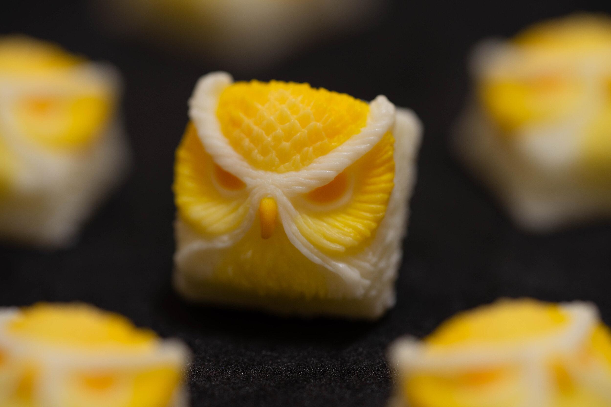 Alpha Keycaps - keypora - SUPERCOLOR Lemon