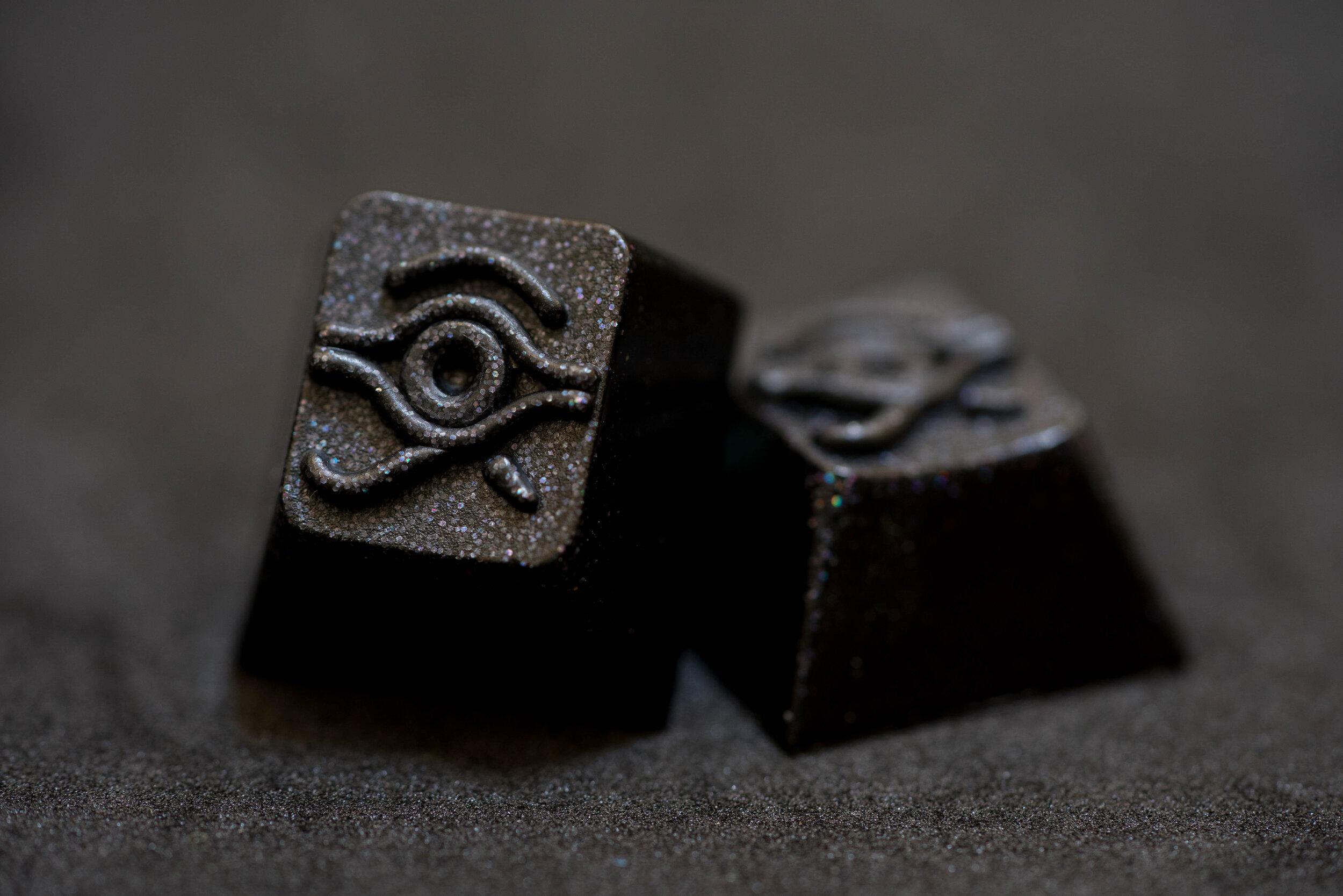 Alpha Keycaps - Dragonscale matapora