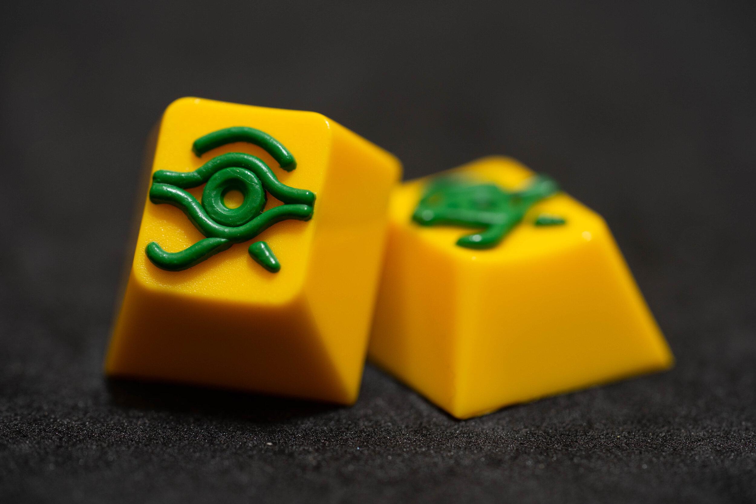 Alpha Keycaps - Straya matapora