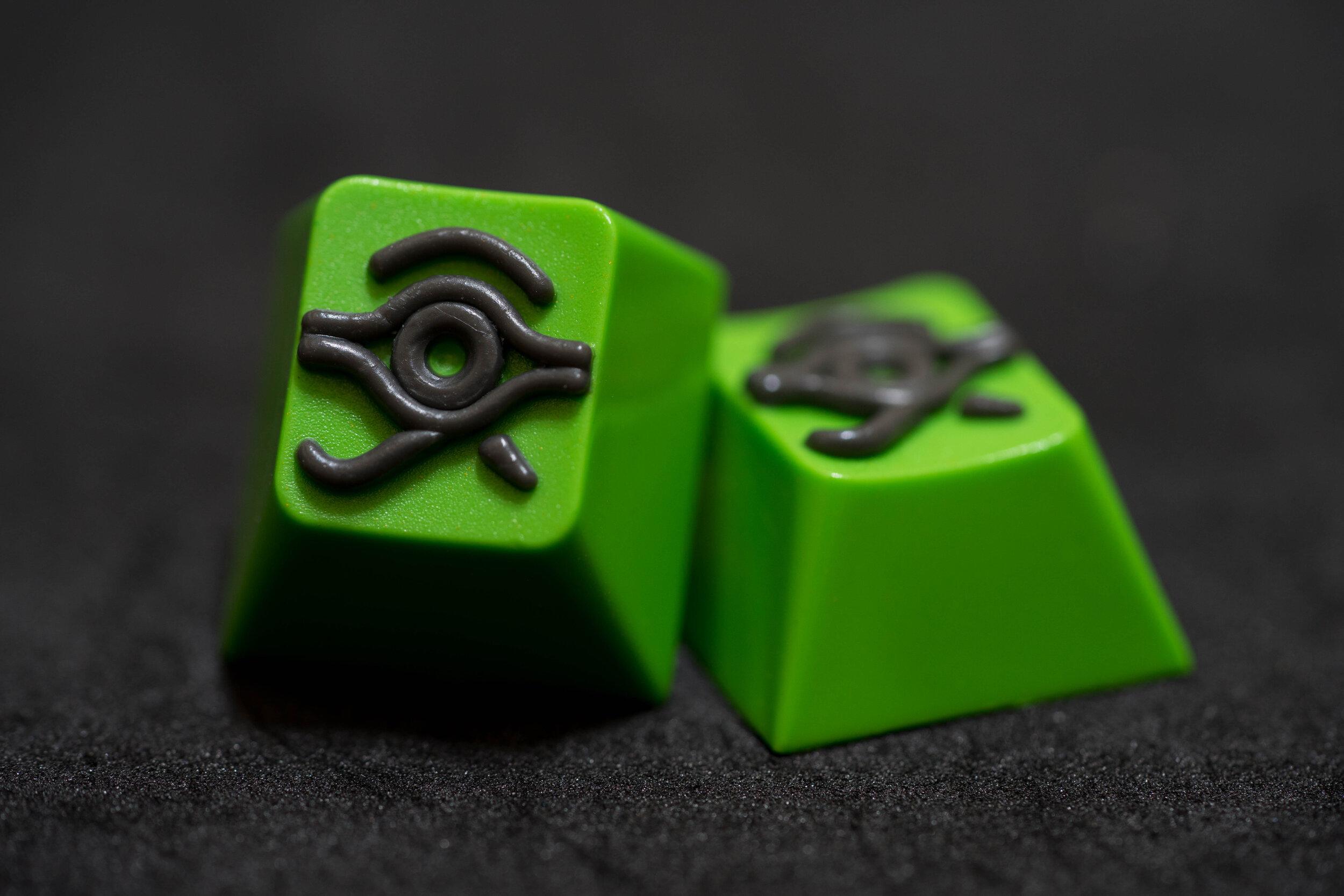 Alpha Keycaps - matapora