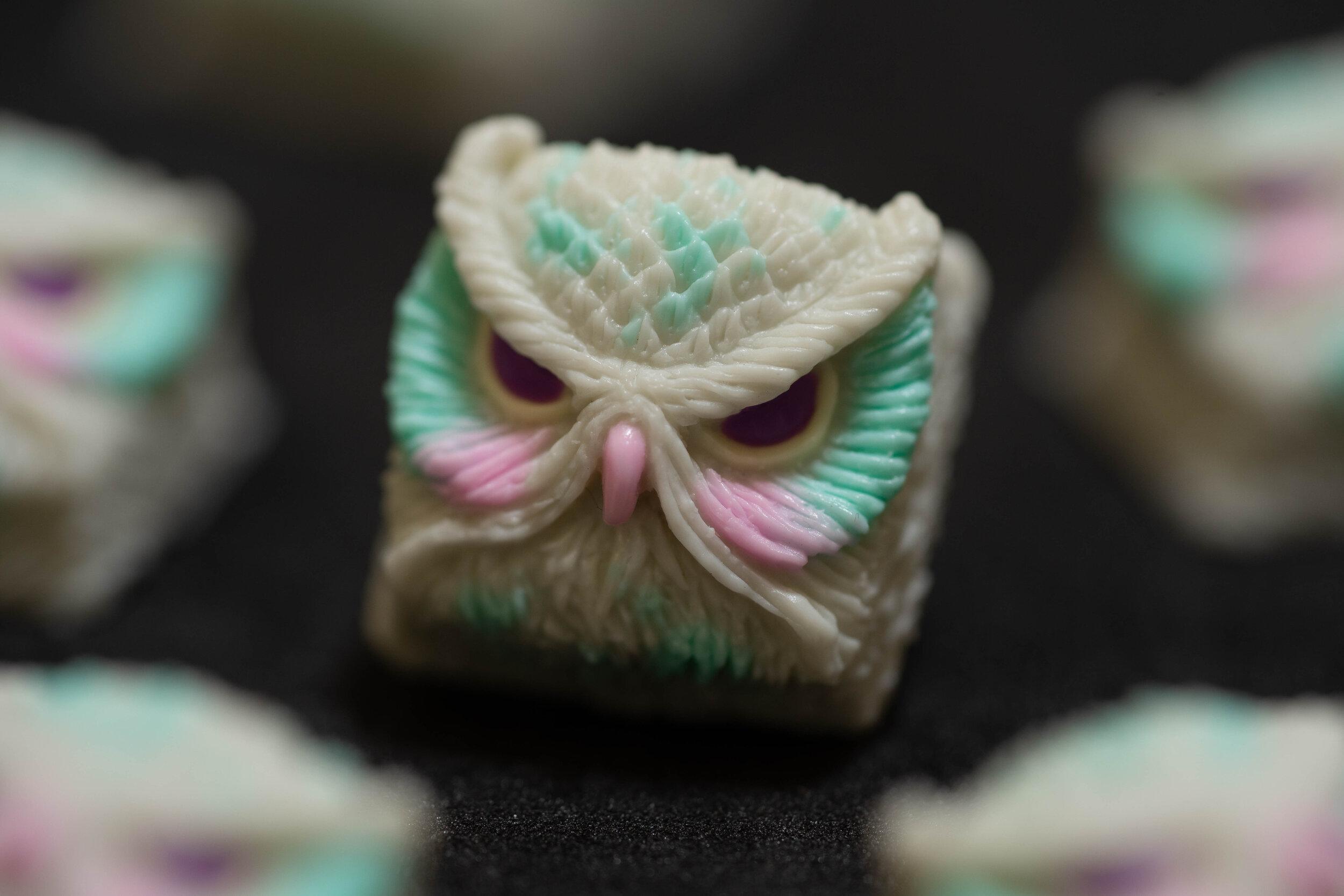Alpha Keycaps - keypora - Pasuteru