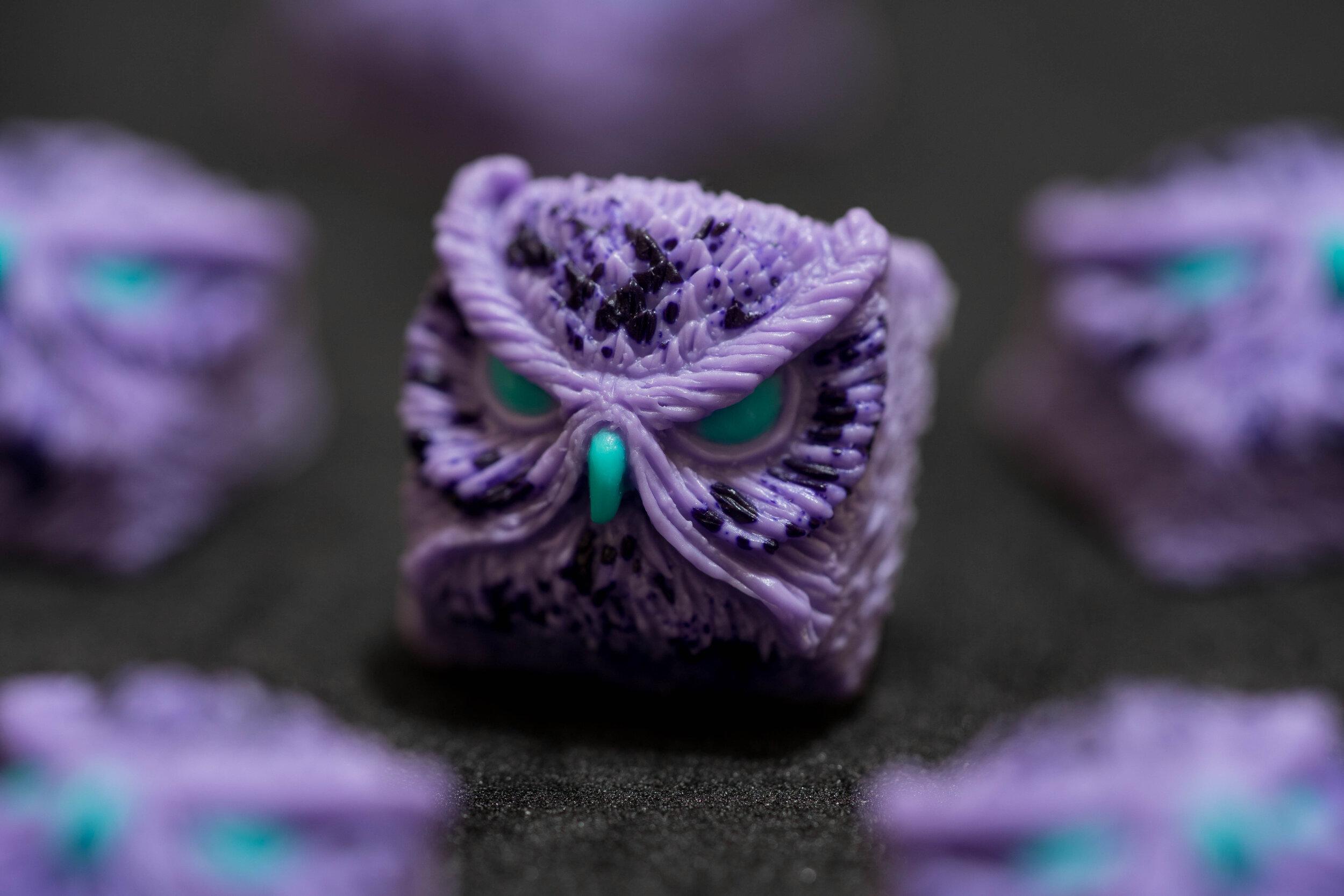 Alpha Keycaps - keypora - Artificial Taro