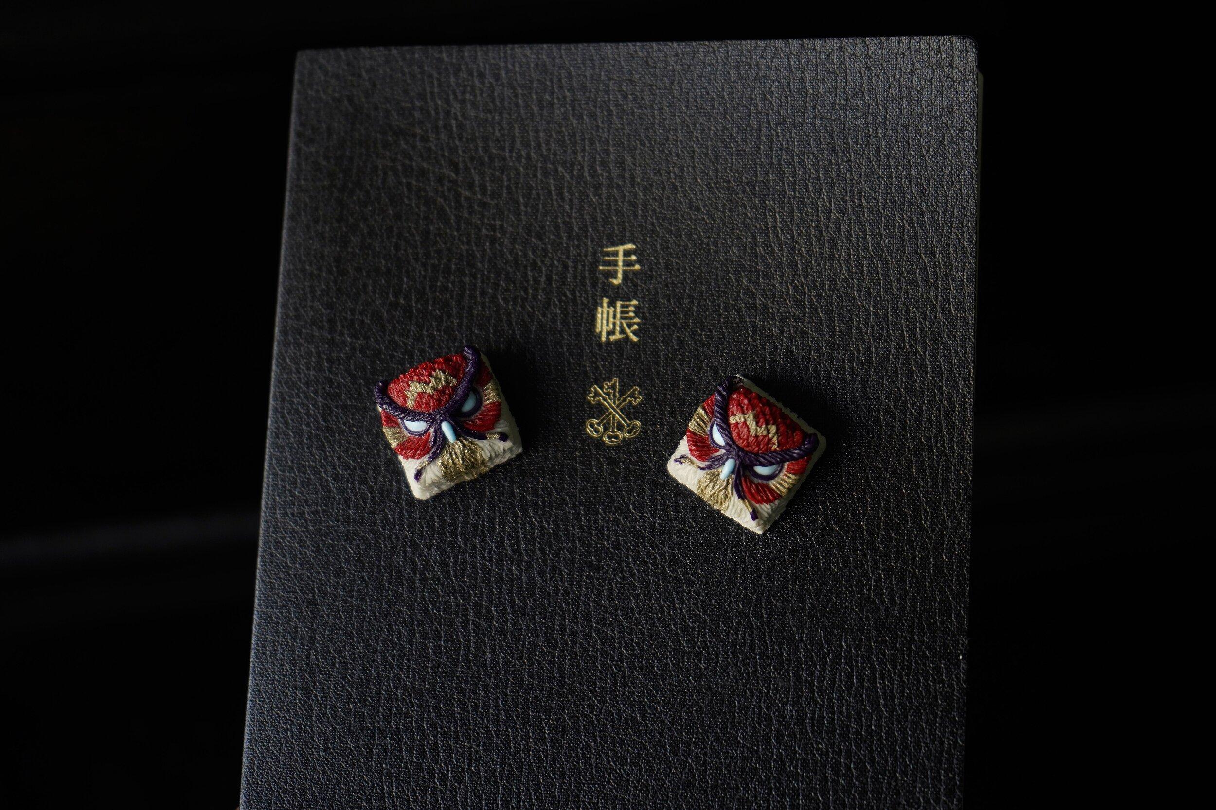 Alpha Keycaps - keypora - Raging Storm