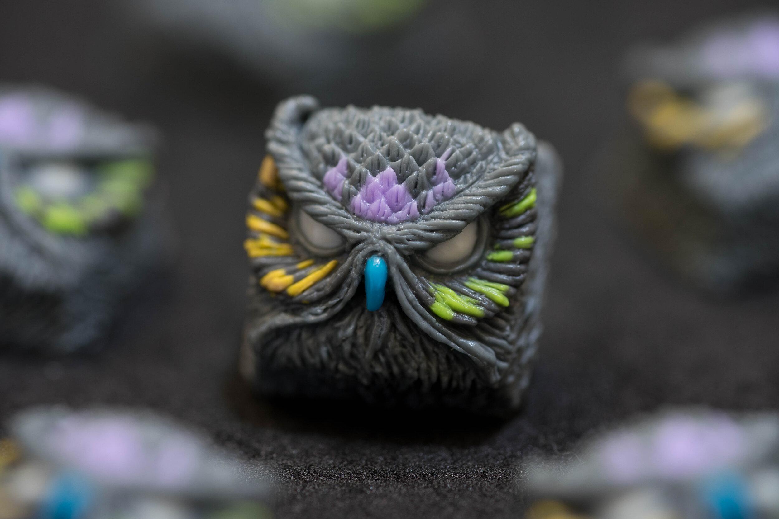 Alpha Keycaps - keypora - Obligator