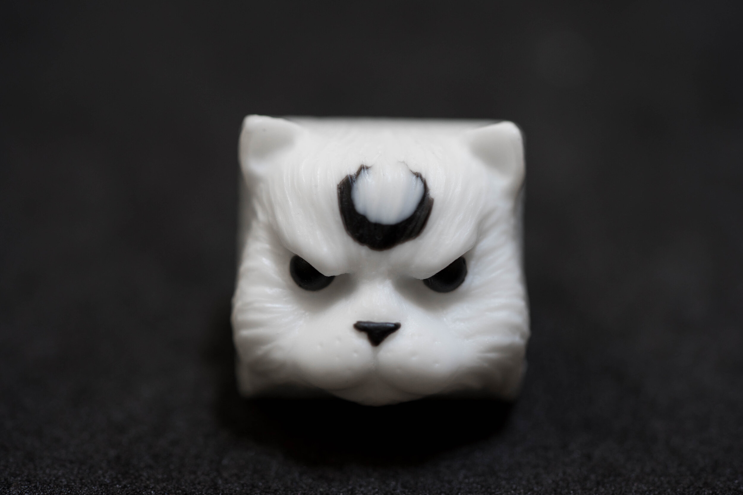 Alpha Keycaps - salvador - Luna Nero