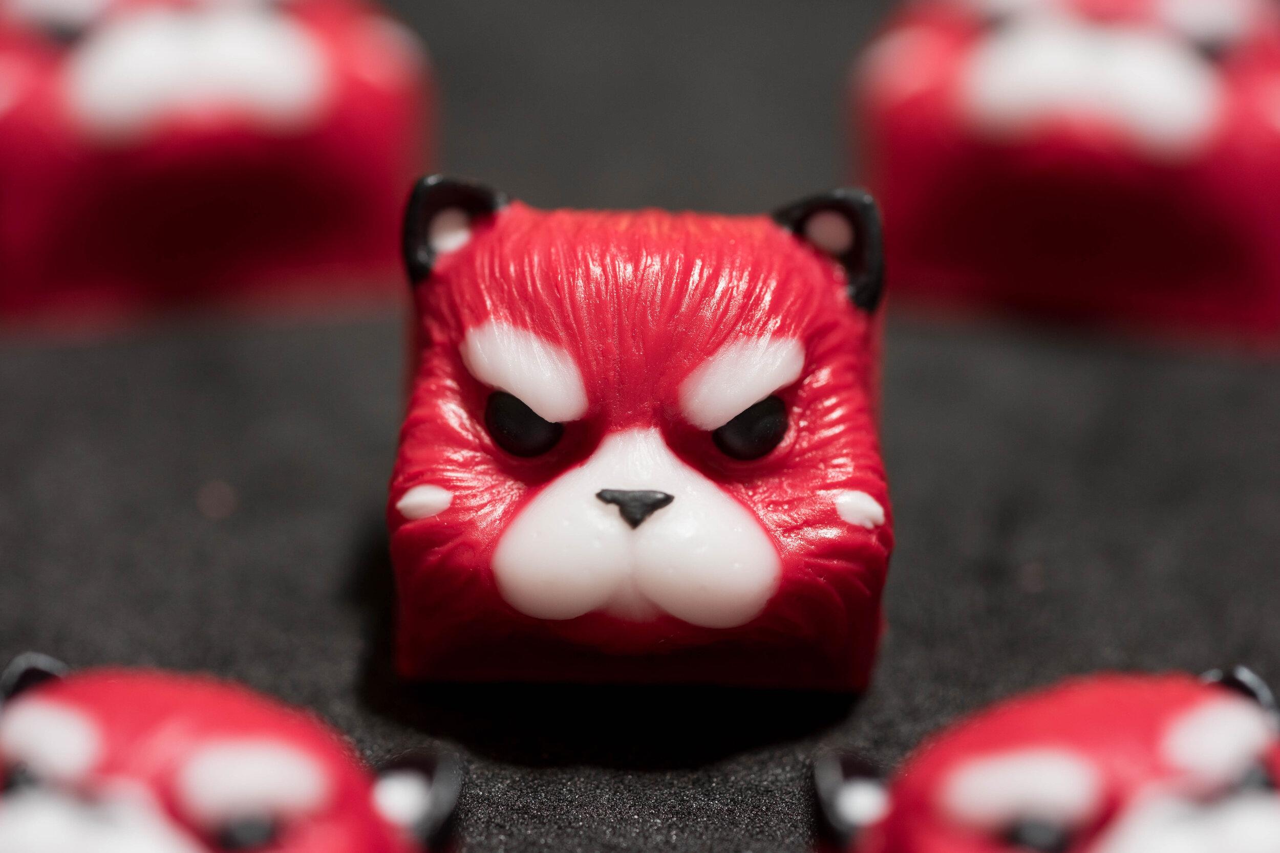 Alpha Keycaps - Bullish salvador