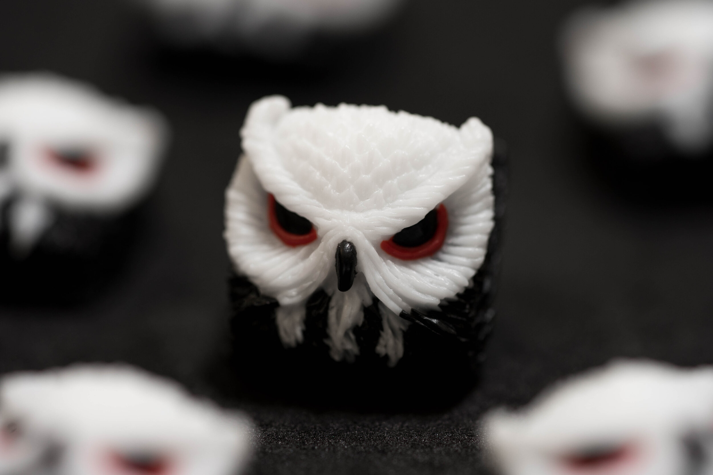Alpha Keycaps - Punisher keypora