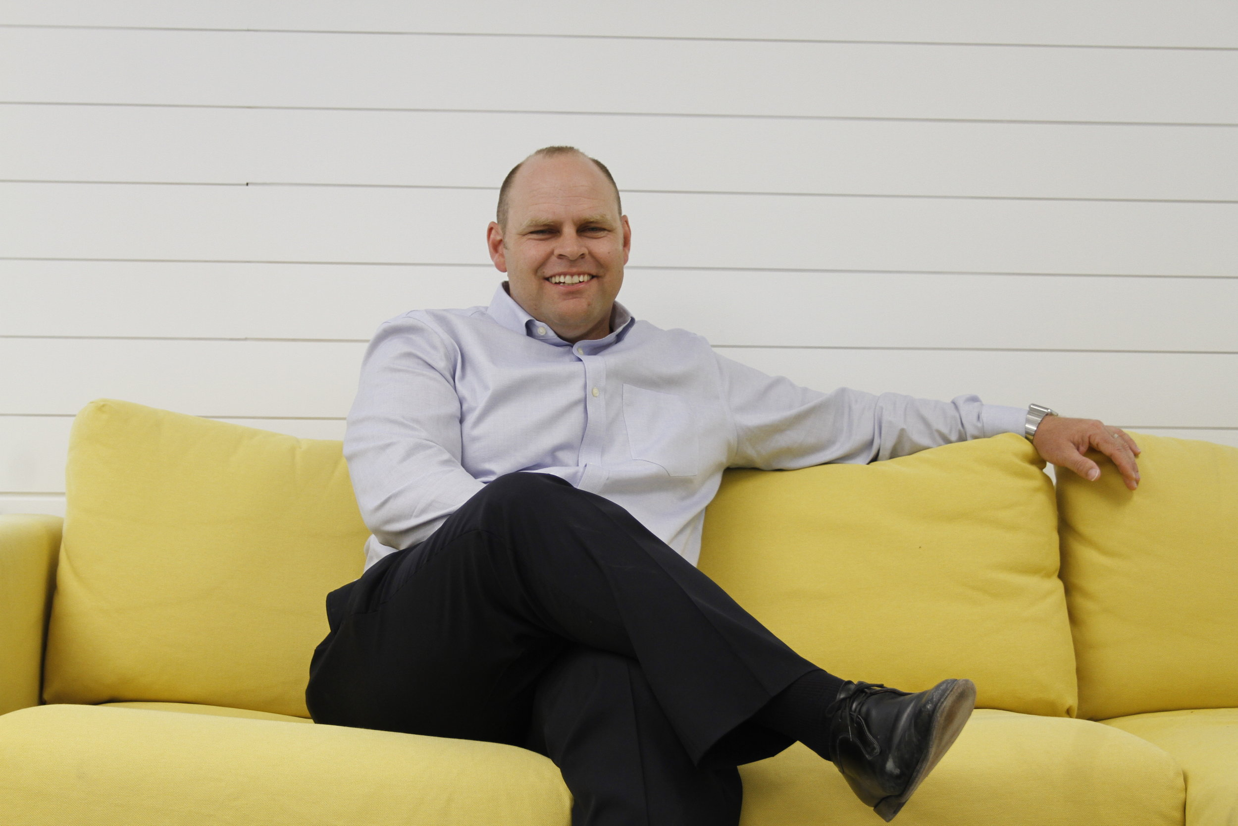 AJ Keilty - President and CEO
