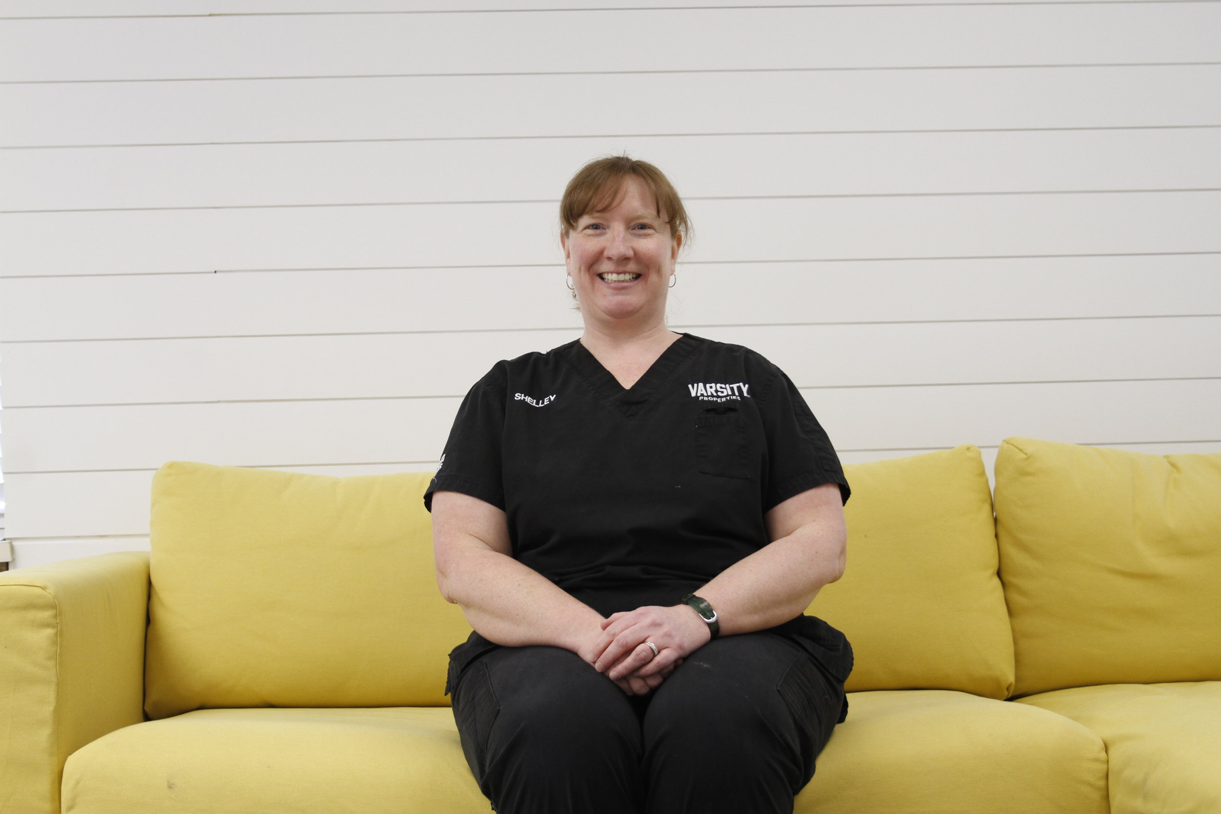 Shelley Eastabrook - Cleaning Technician