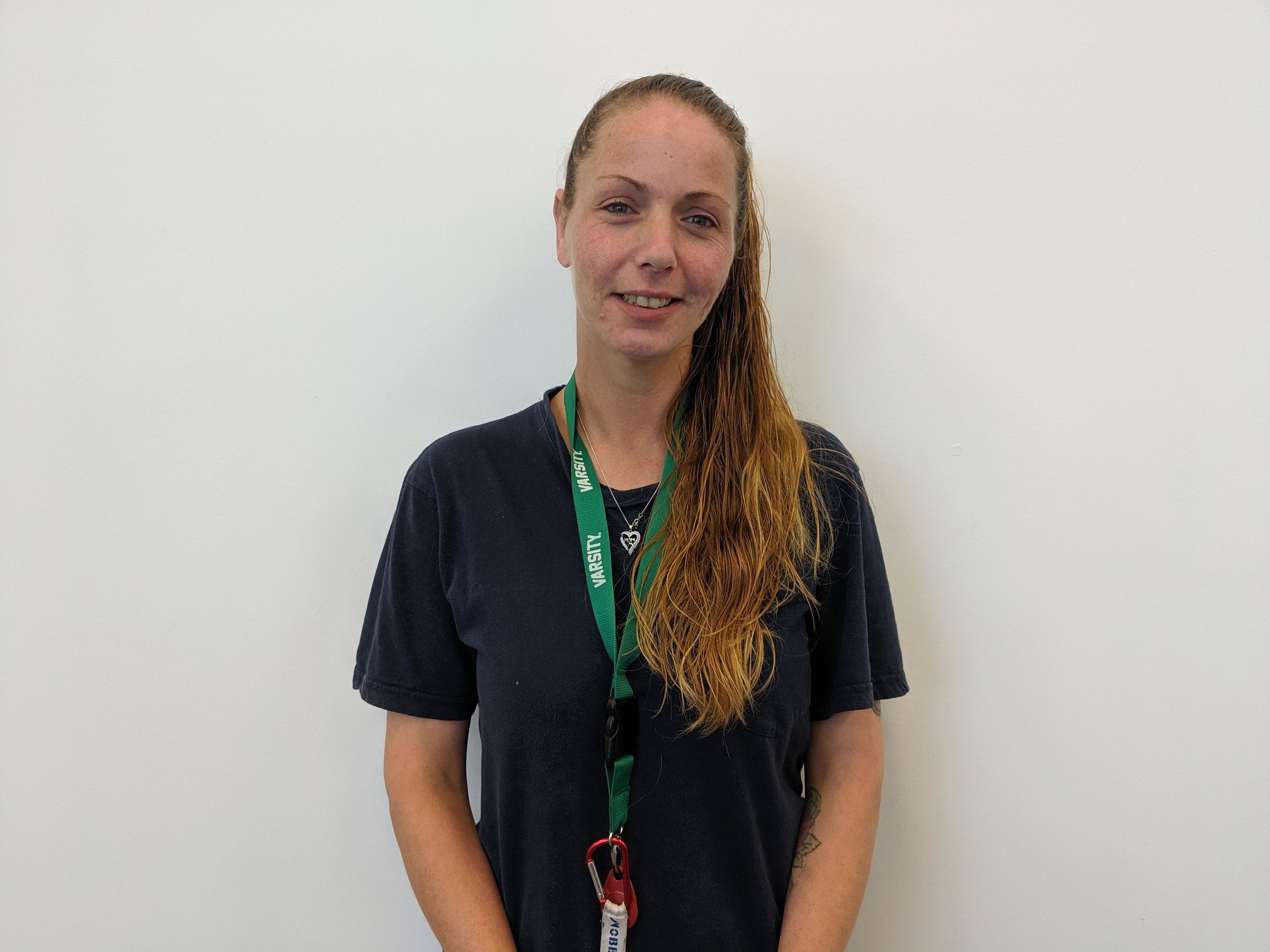 Carol-Anne Groves - Cleaning Technician