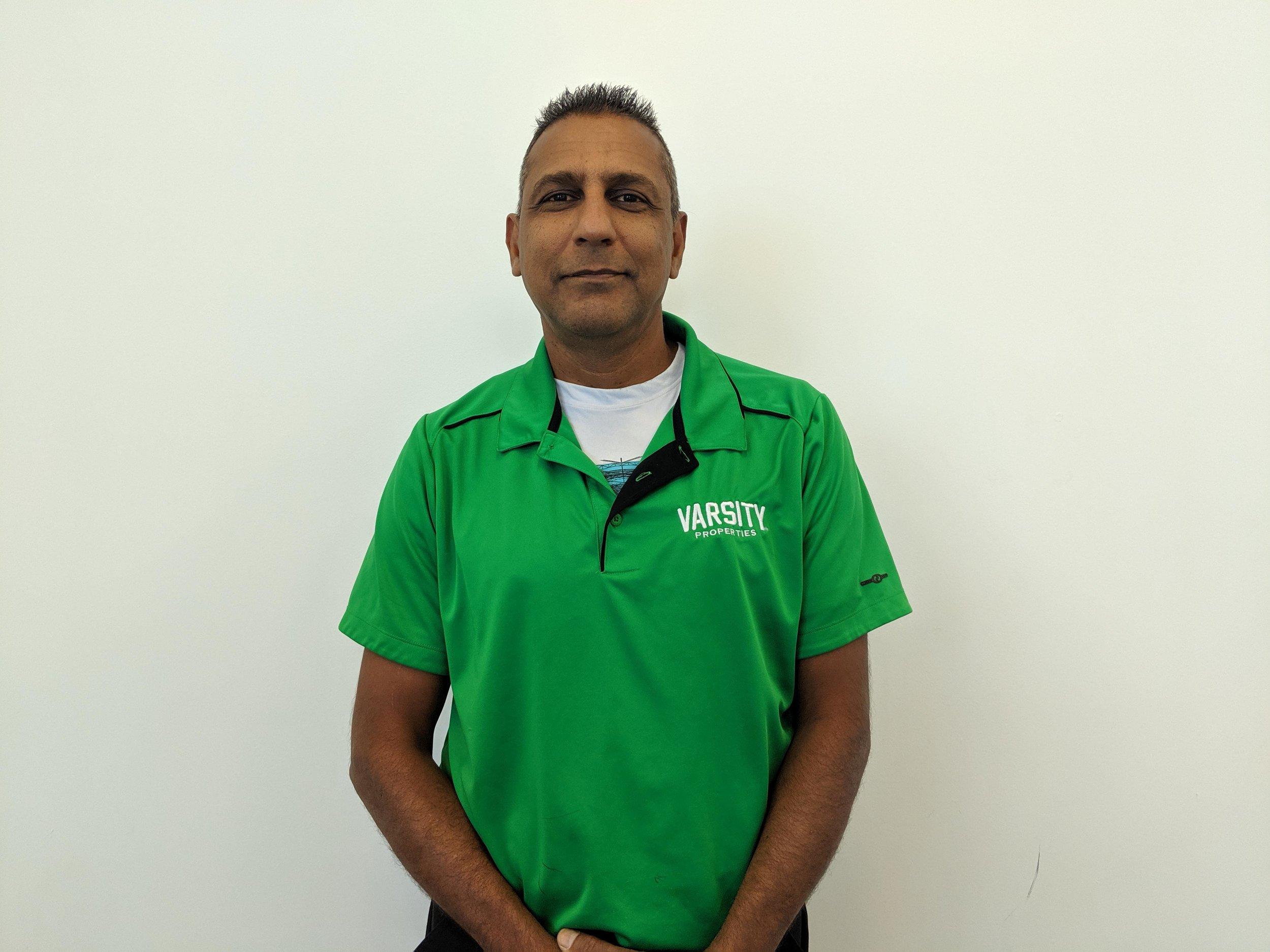 Neville Persaud - Repair Technician
