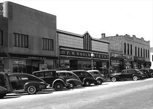 Highland Park's Woolworth